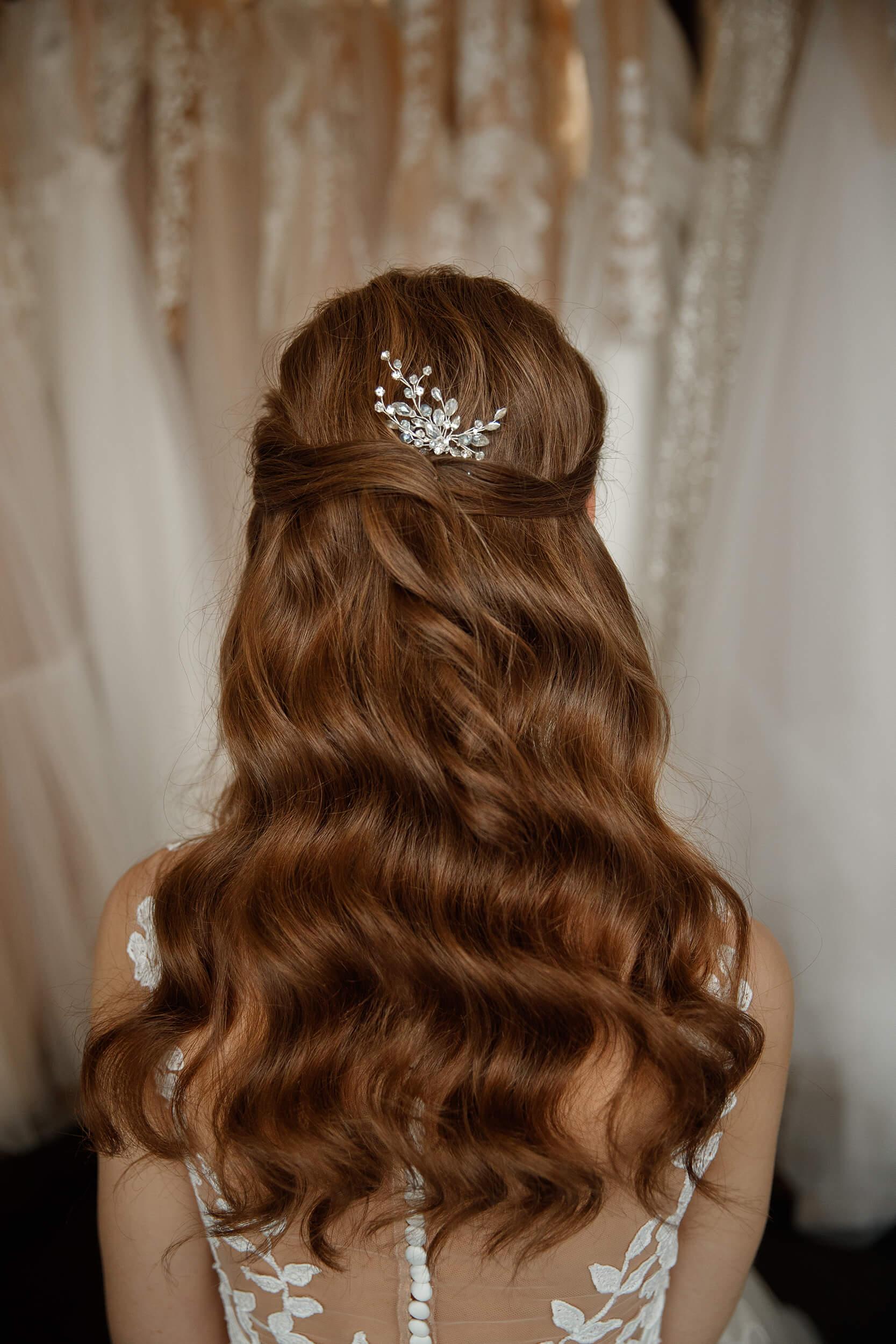 Украшение для волос невесты | Vero