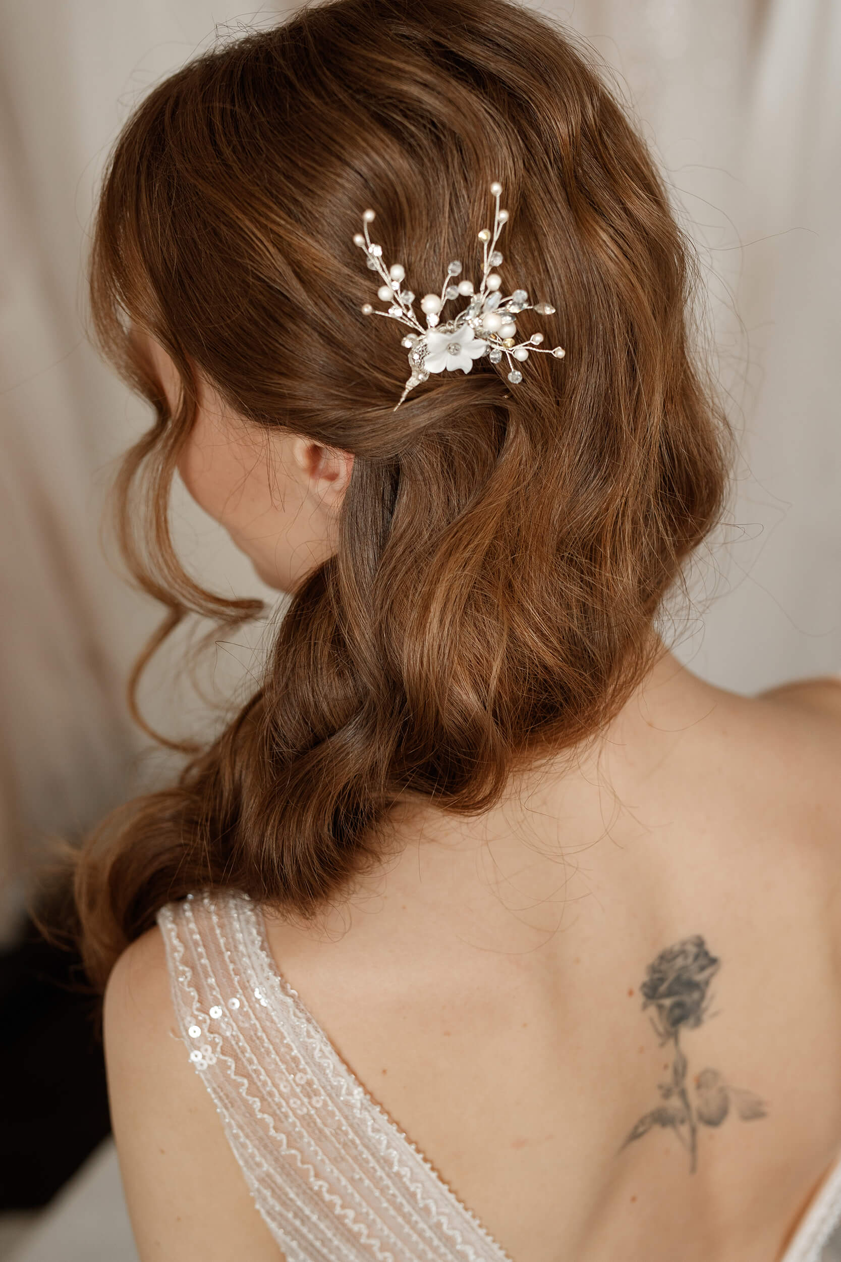 Шпилька свадебная | Vero