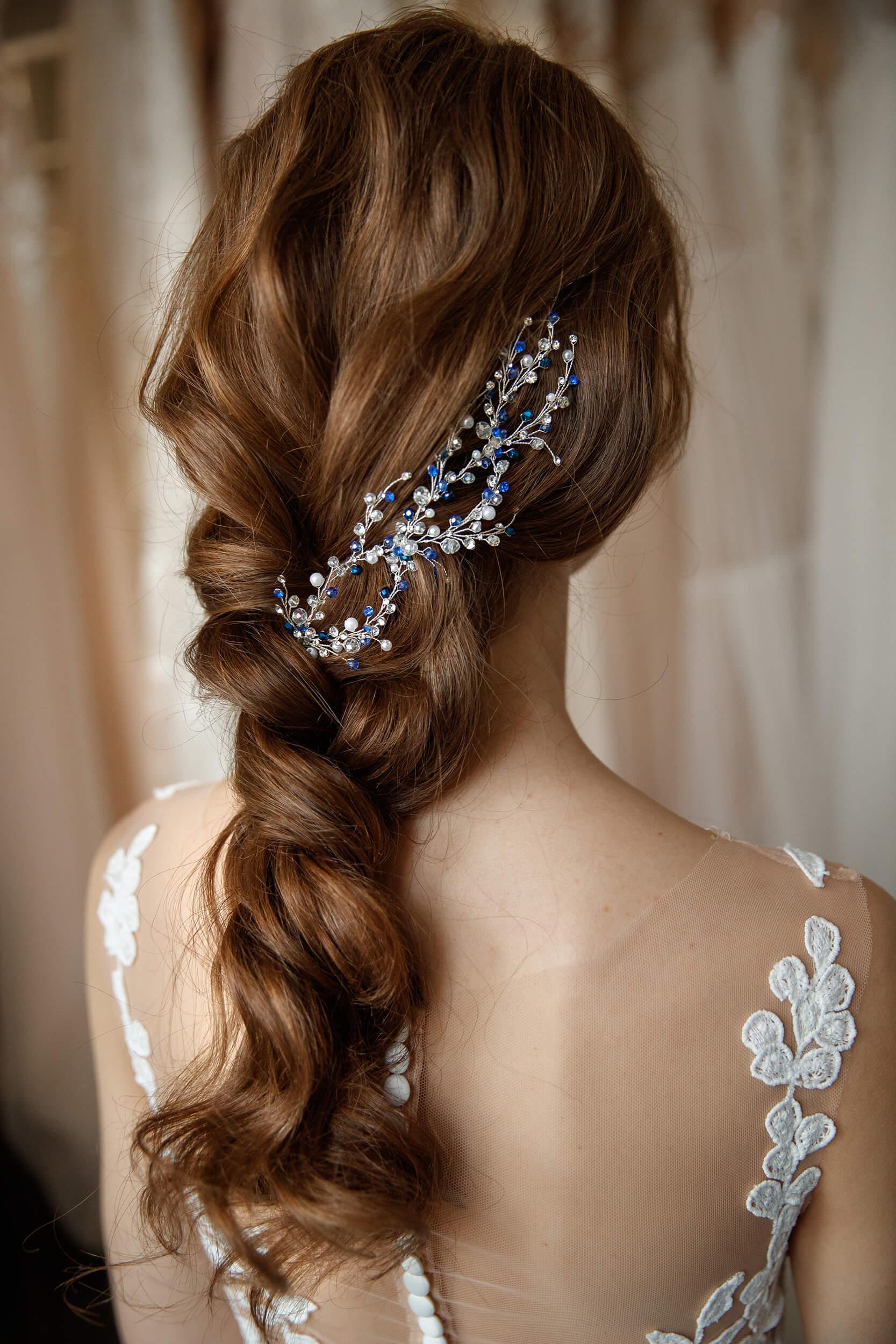 аксессуары для длинных волос | Vero