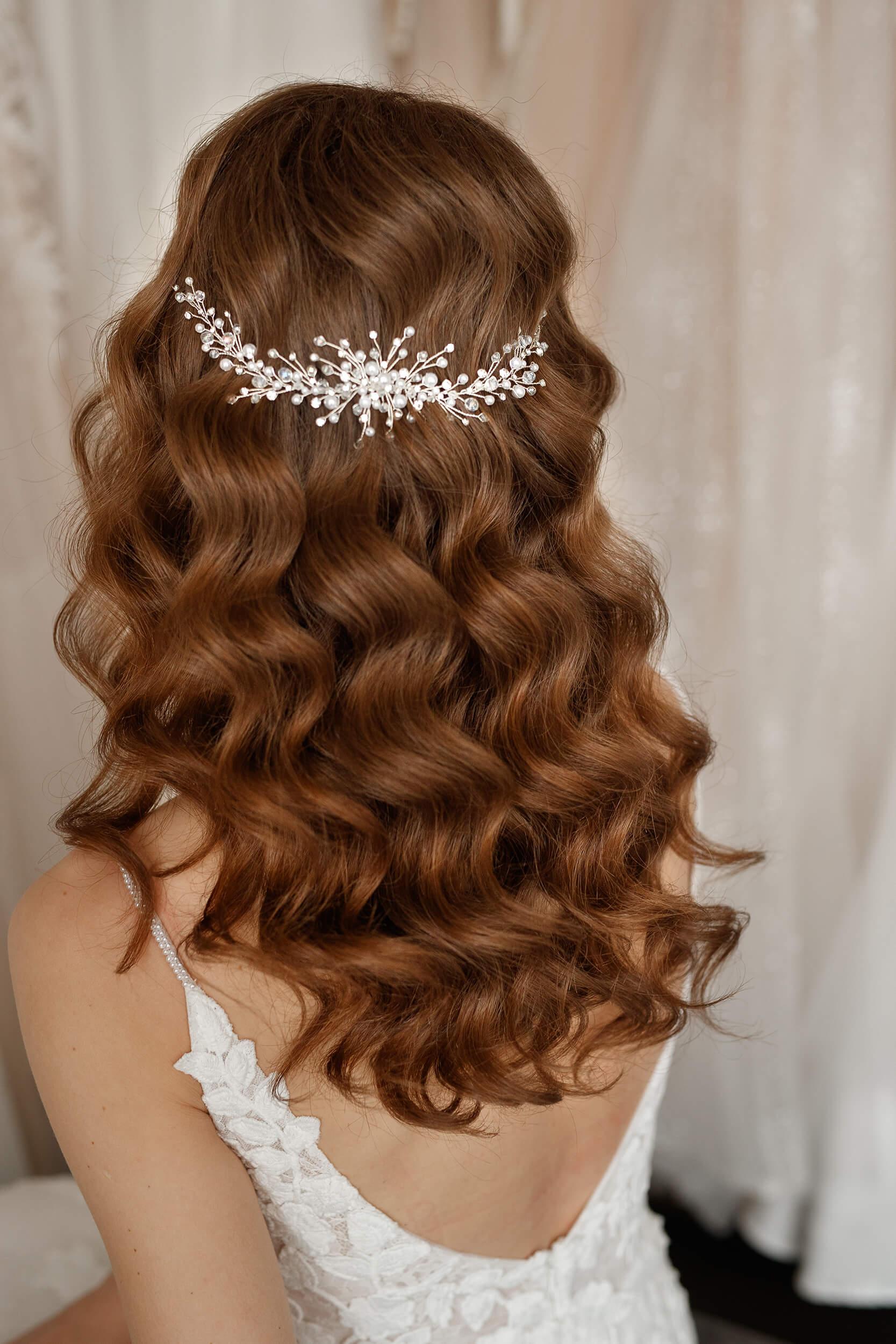 веточка для волос с жемчуга | Vero