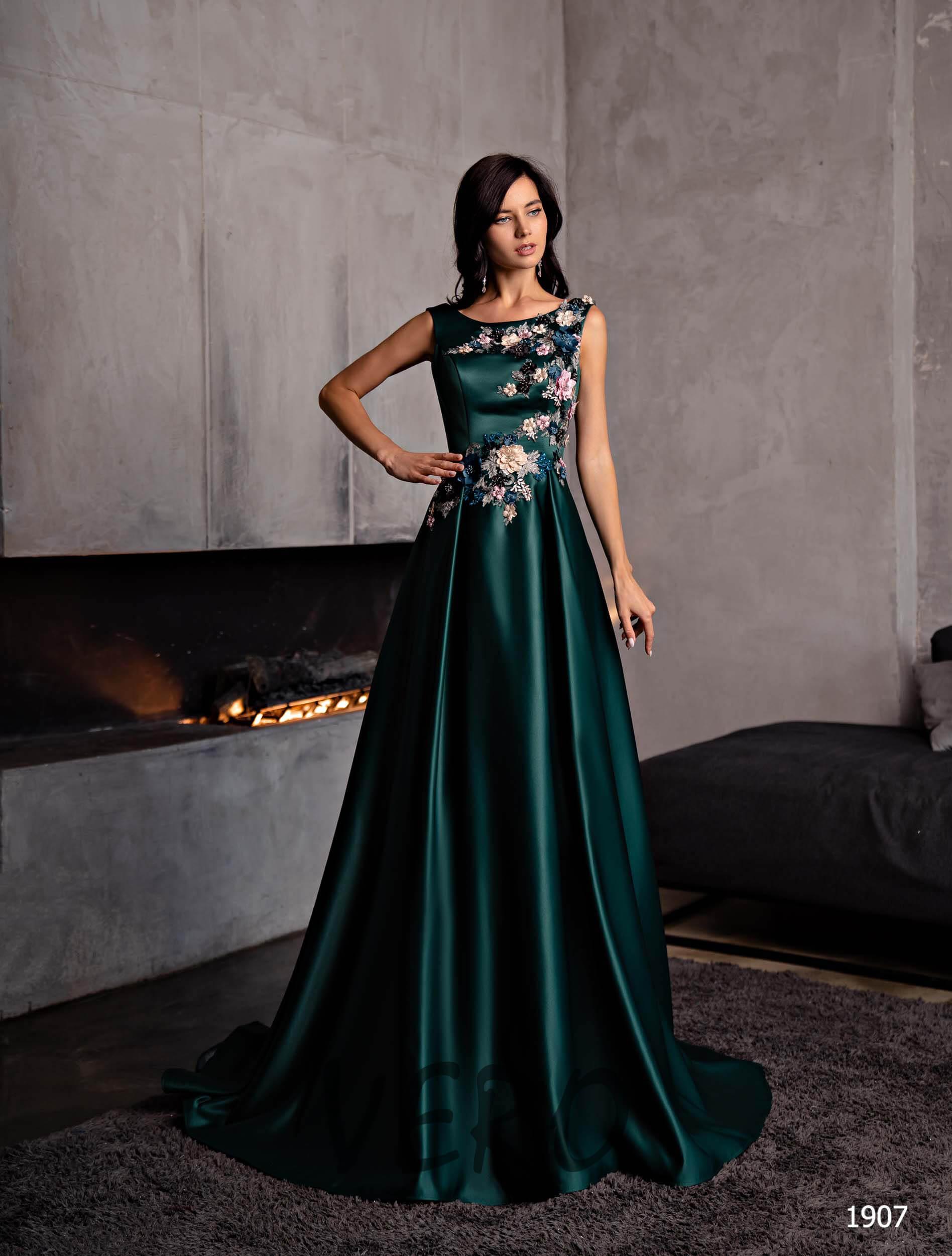 вечерние платья из атласа(1) | Vero