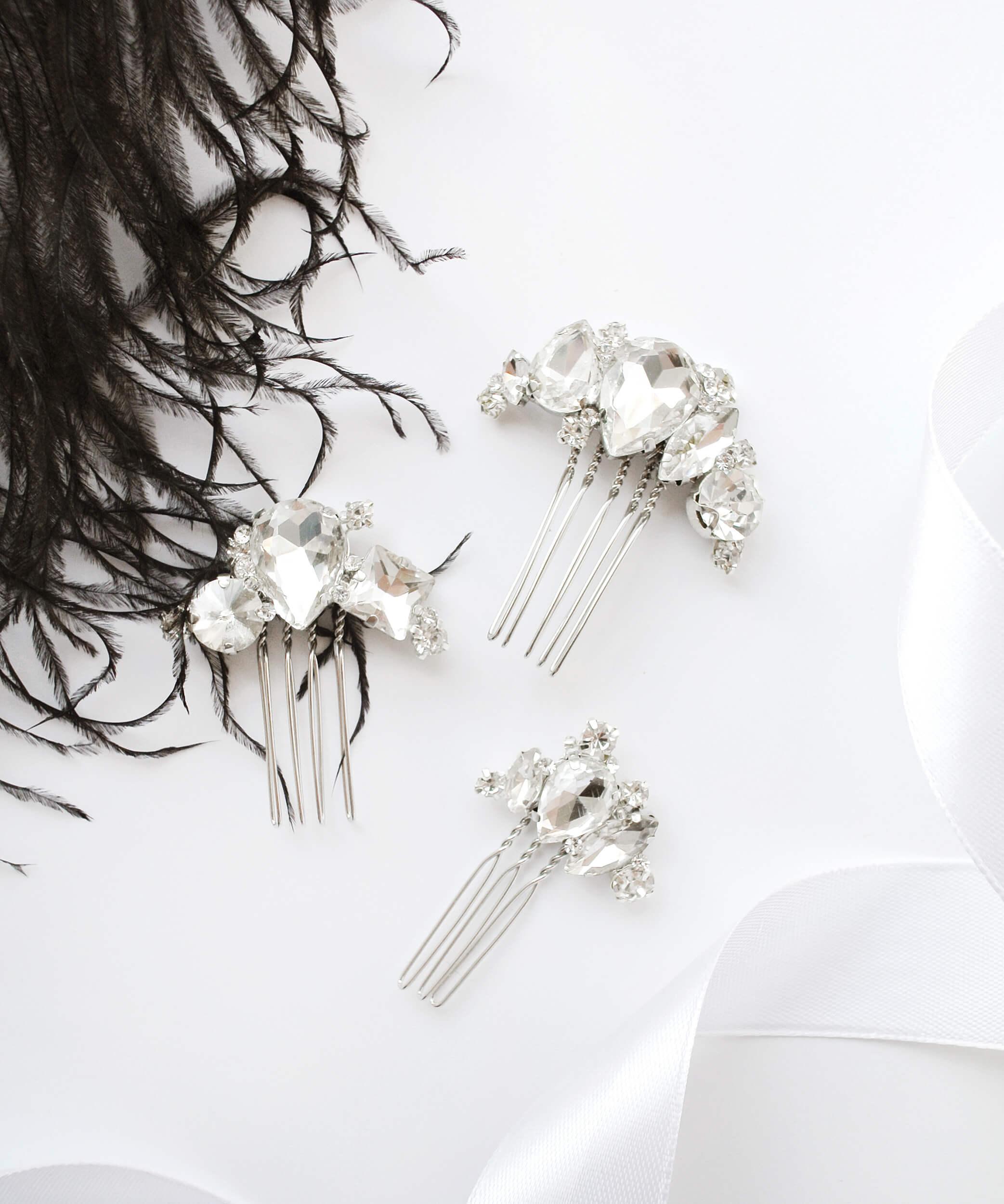 красивые гребни для волос | Vero