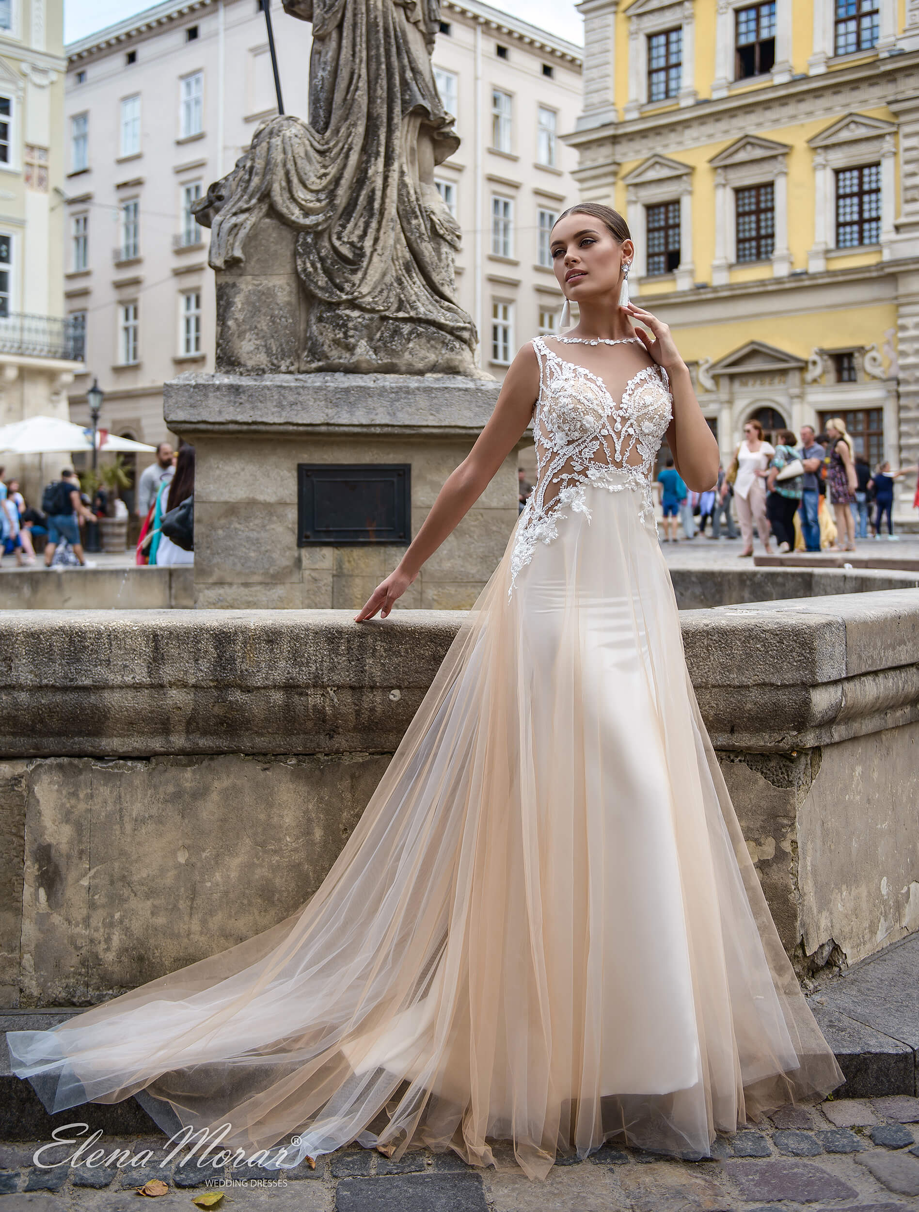 кружевное свадебное платье (1) | Vero