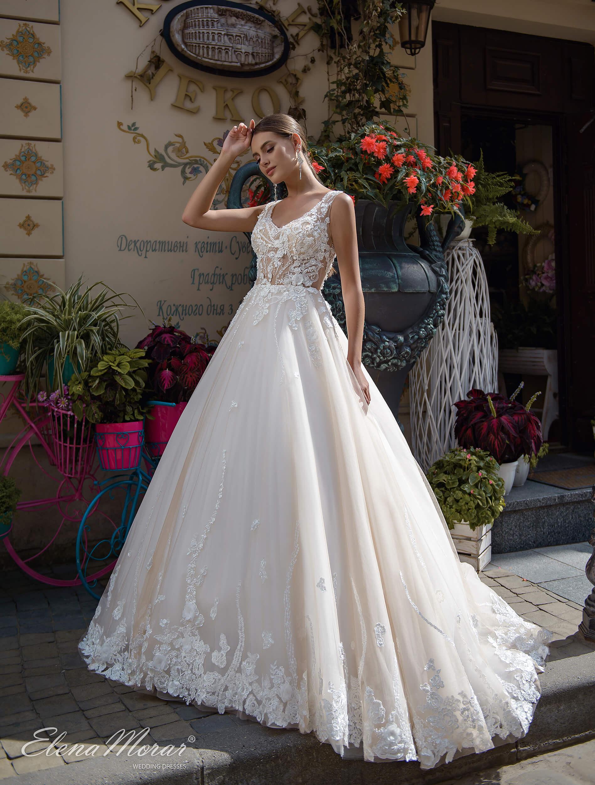 купить пышное свадебное платье (1) | Vero
