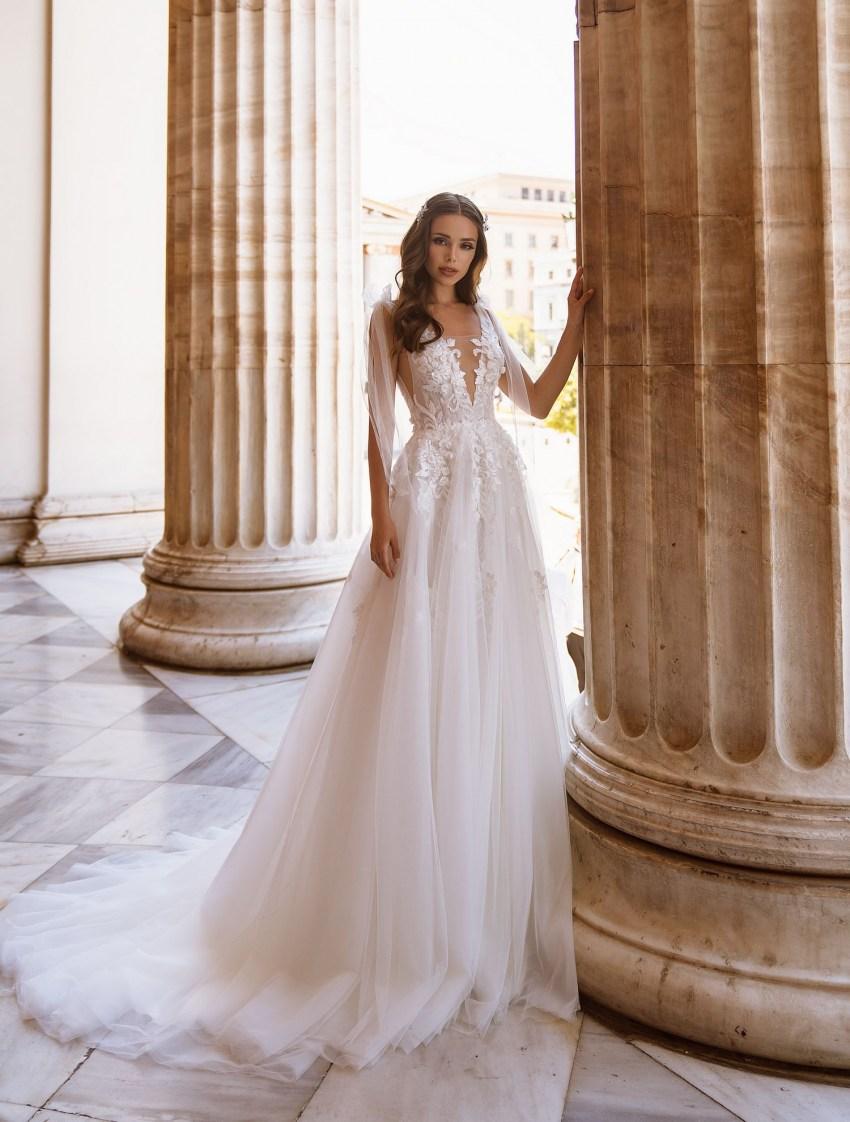 нежные свадебные платья | Vero