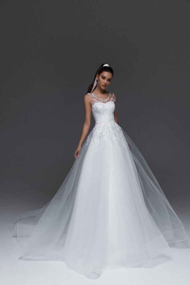 необычные свадебные платья   Vero
