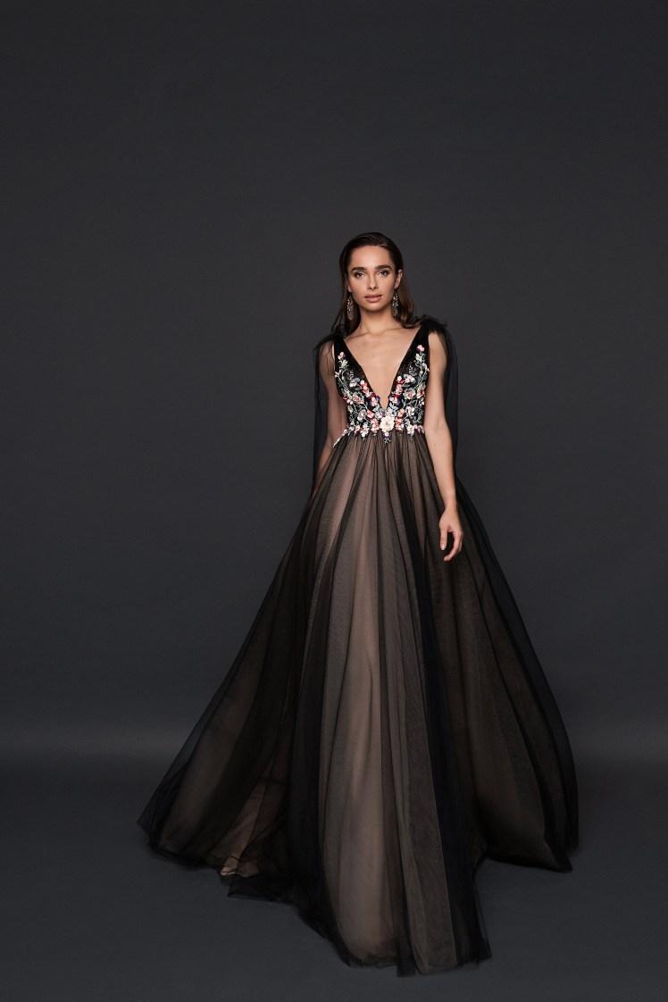 платье выпускное длинное | Vero