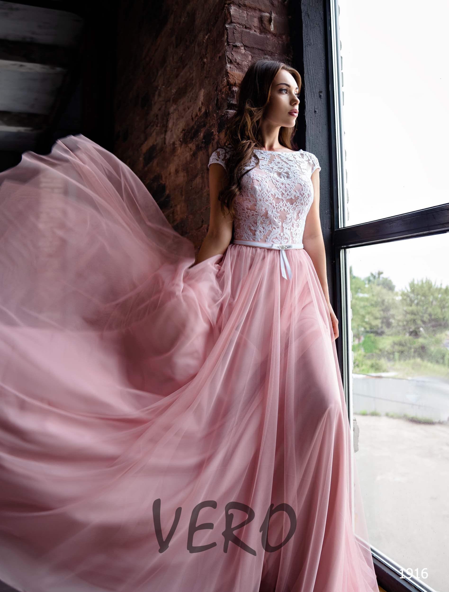 платье на выпускной с кружевом(1)   Vero