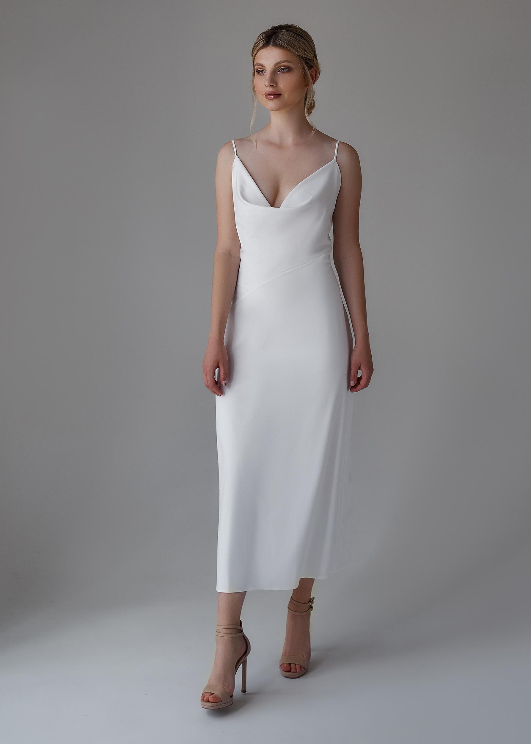 платье на роспись в загс | Vero