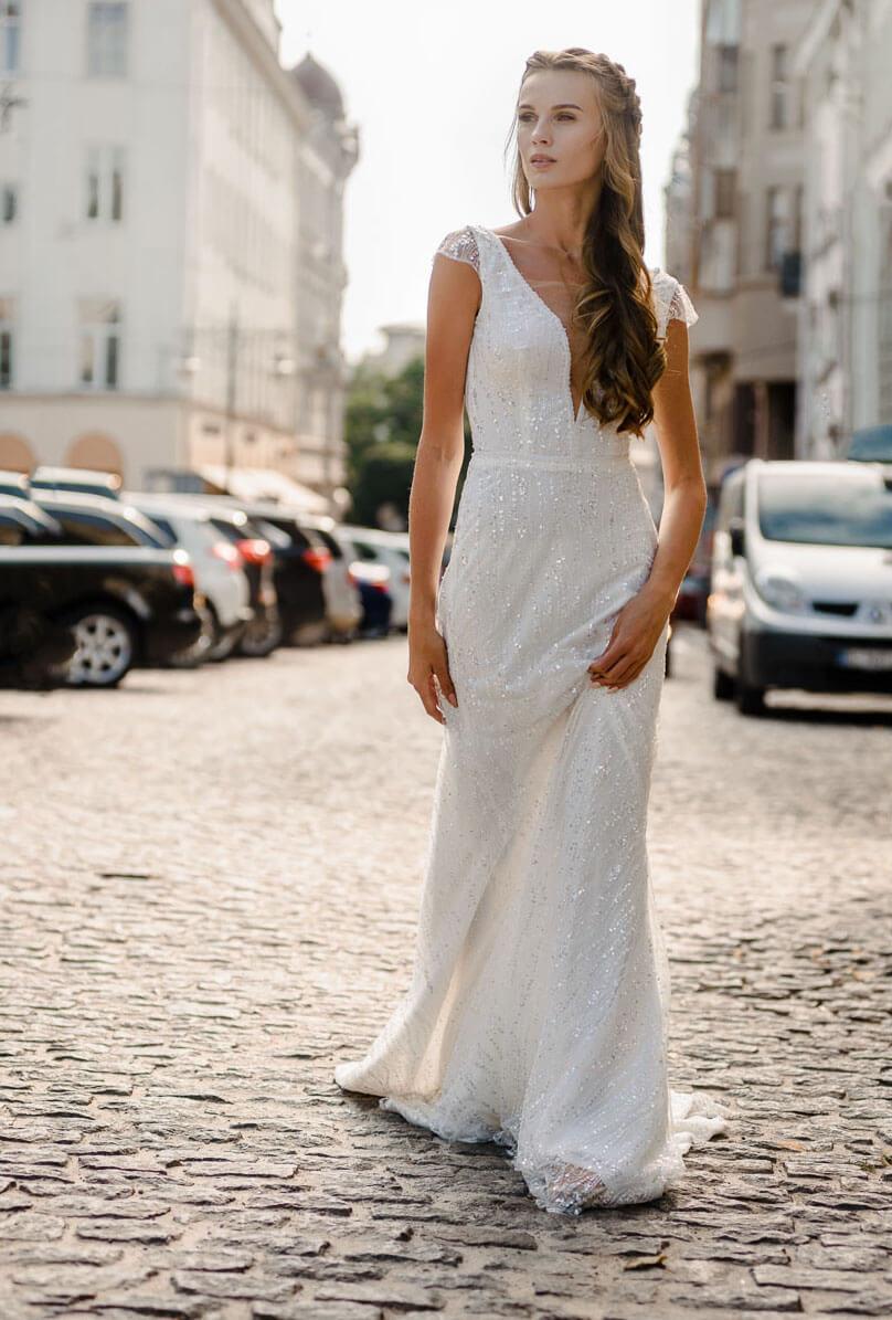 платье свадебное русалка | Vero