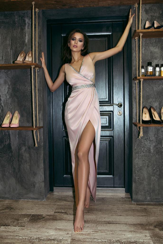 платье с запахом | Vero