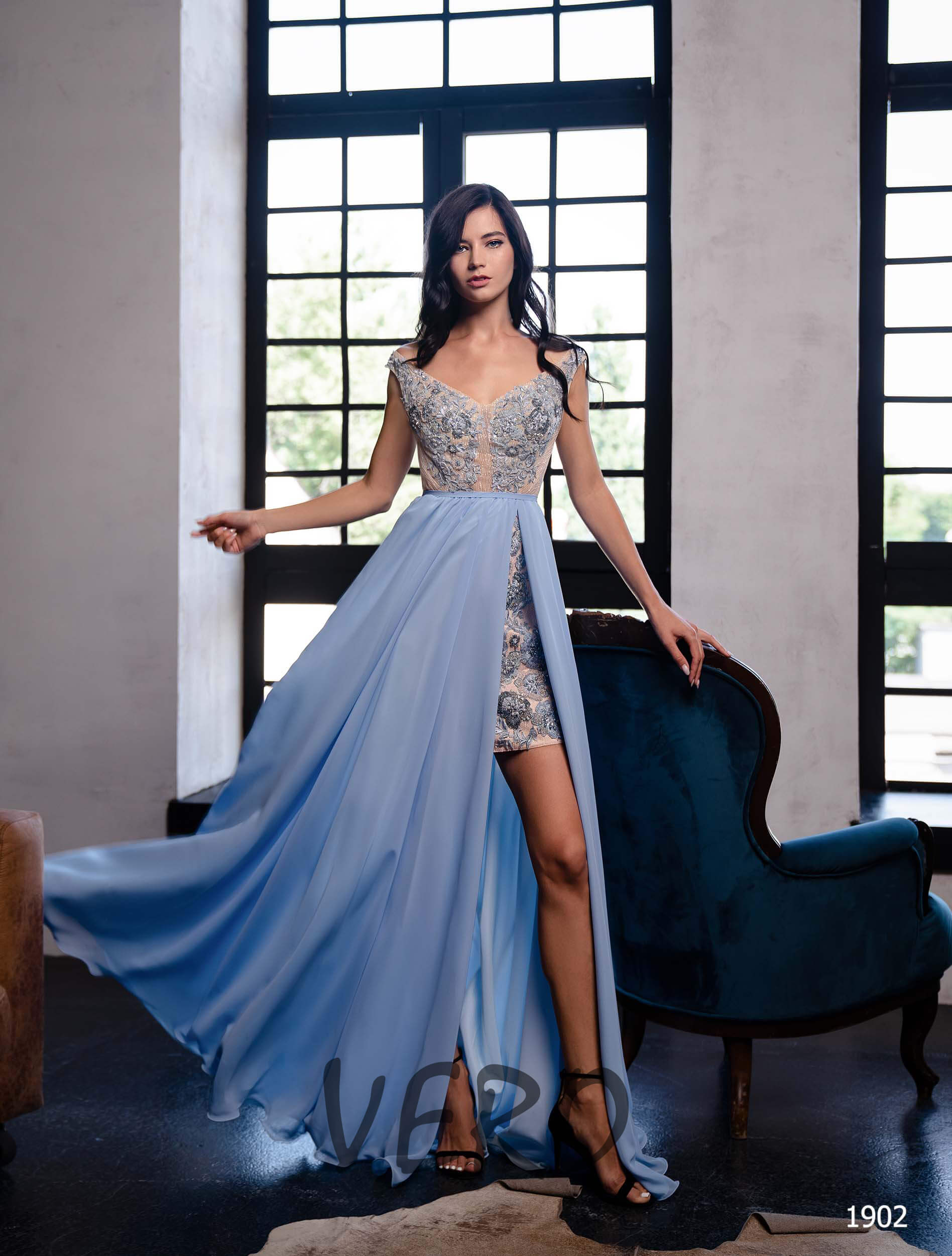 платья выпускные короткие(1) | Vero