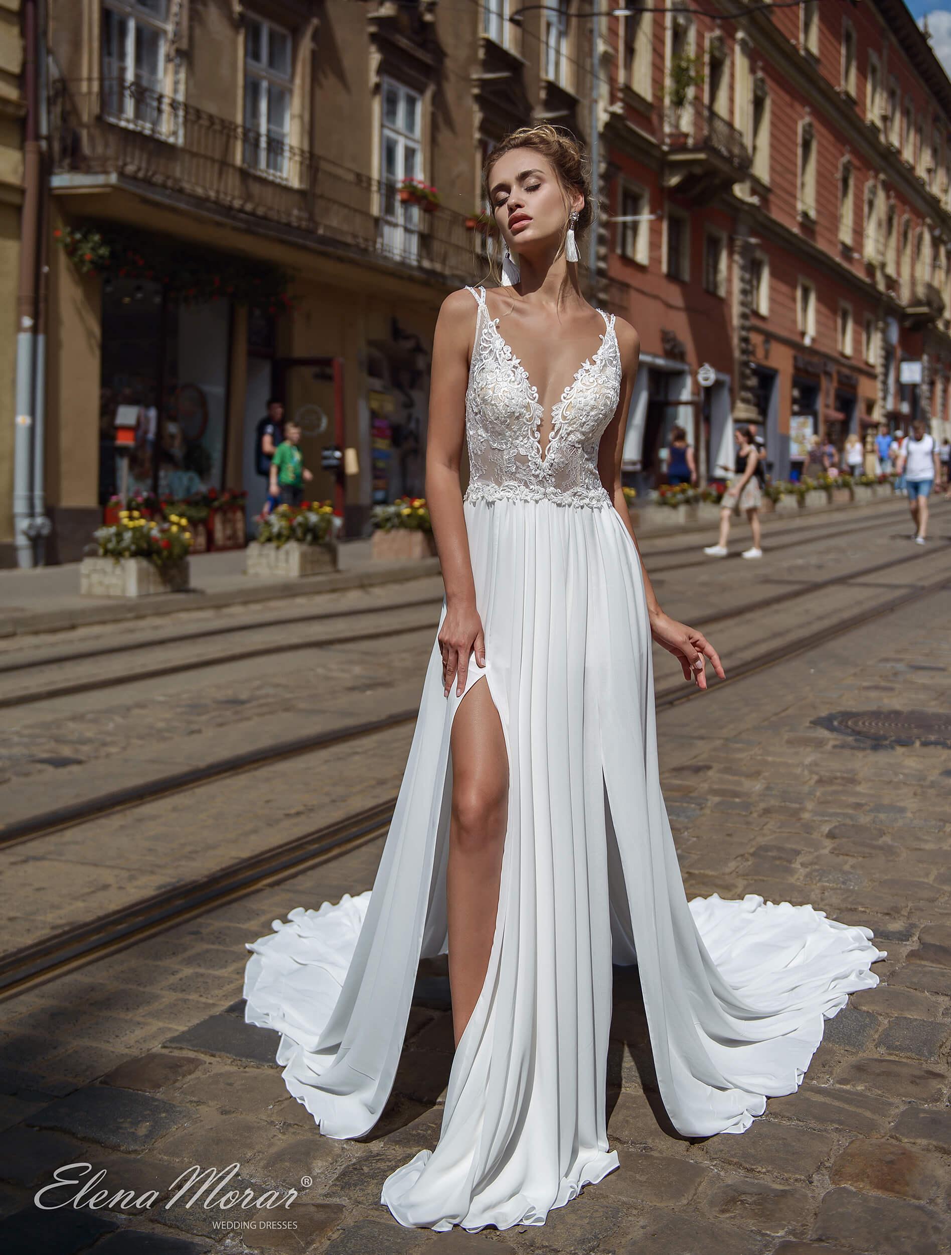 пляжное свадебное платье(1) | Vero