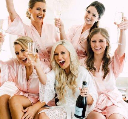 проведение девичников(Bridal Shower) | Vero