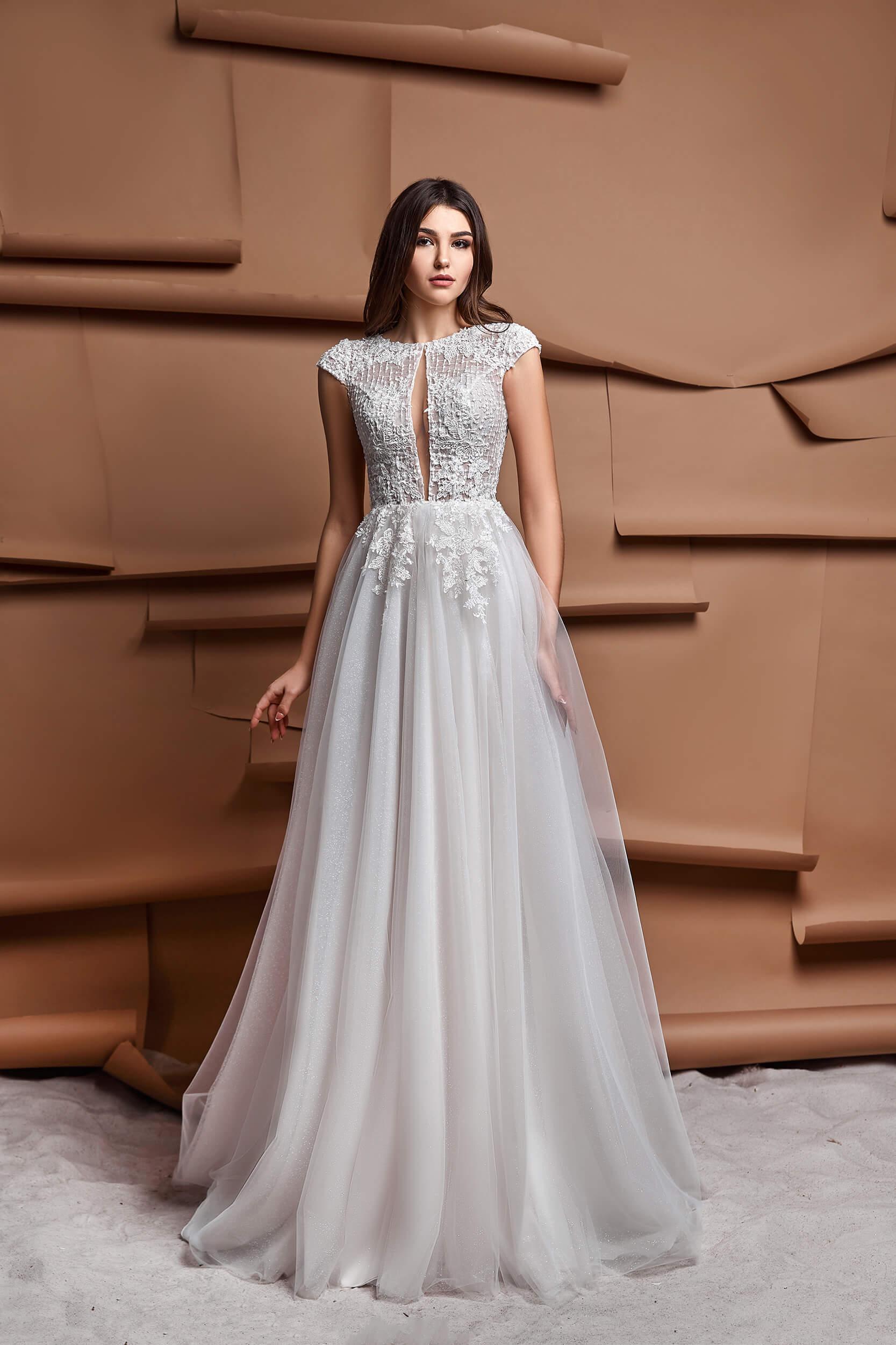 простое свадебное платье купить(1) | Vero
