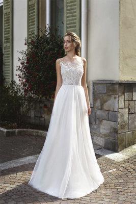 простые белые платья | Vero