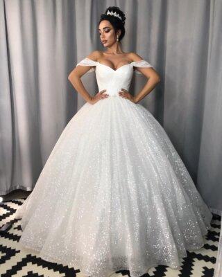 пышные свадебные платья   Vero