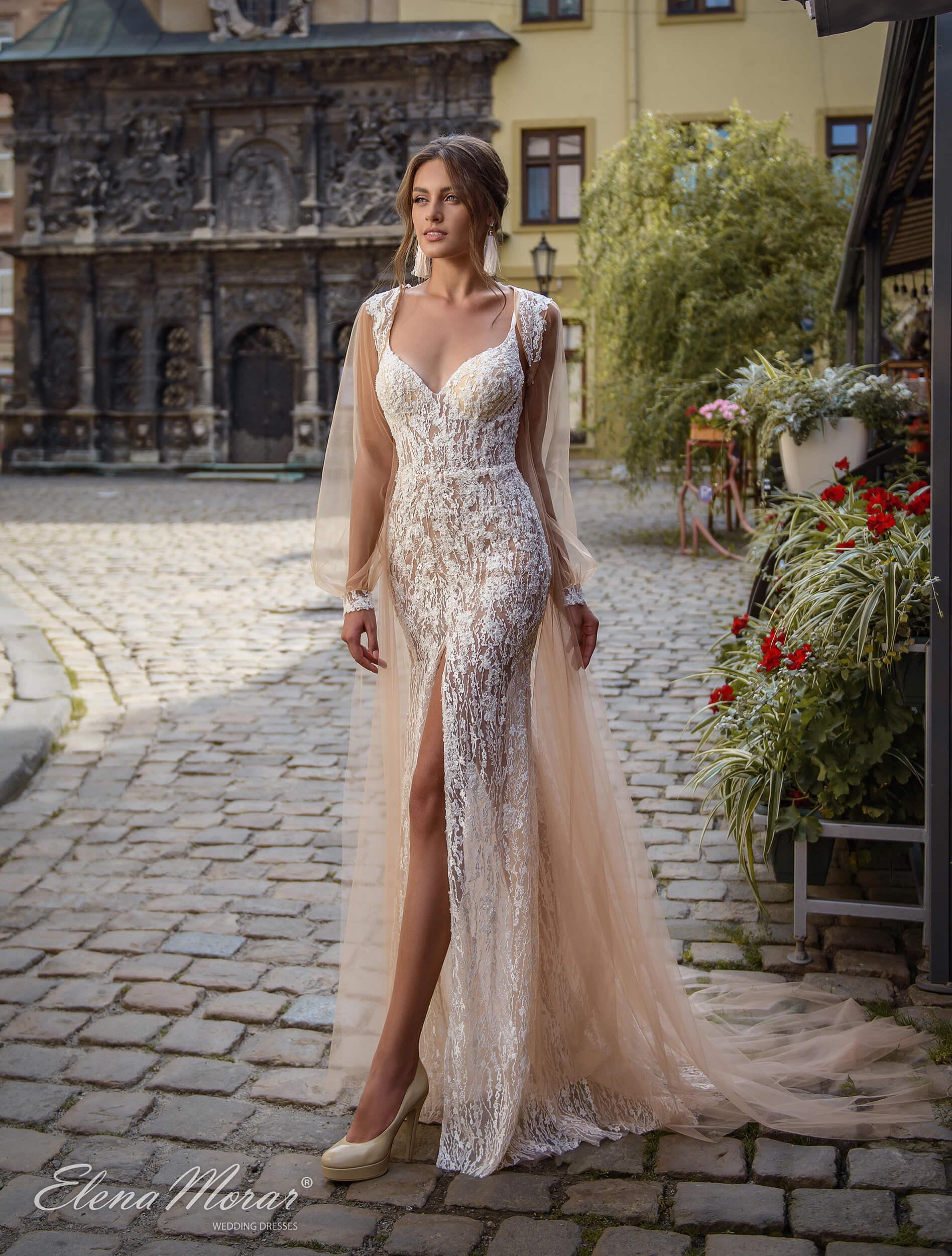 русалка свадебное платье | Vero