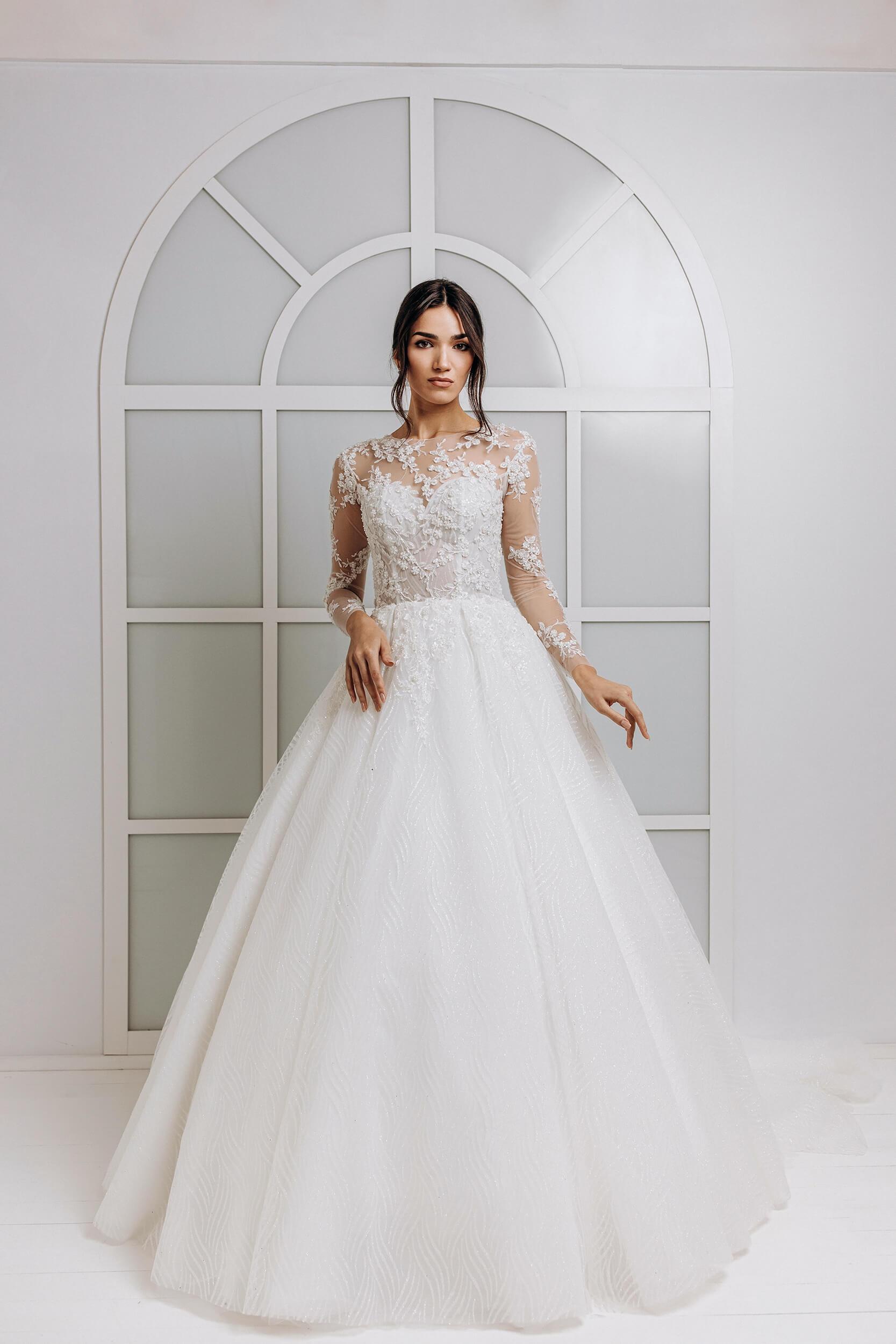 самые красивые пышные свадебные платья | Vero