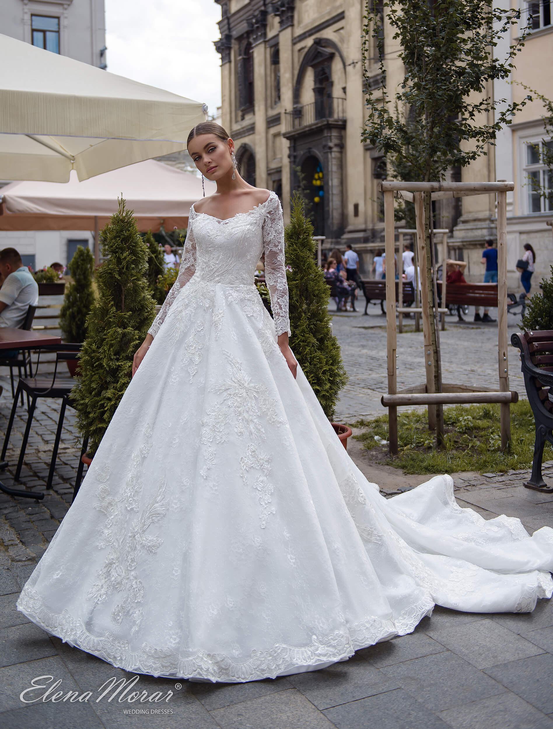 самые красивые пышные свадебные платья(1) | Vero