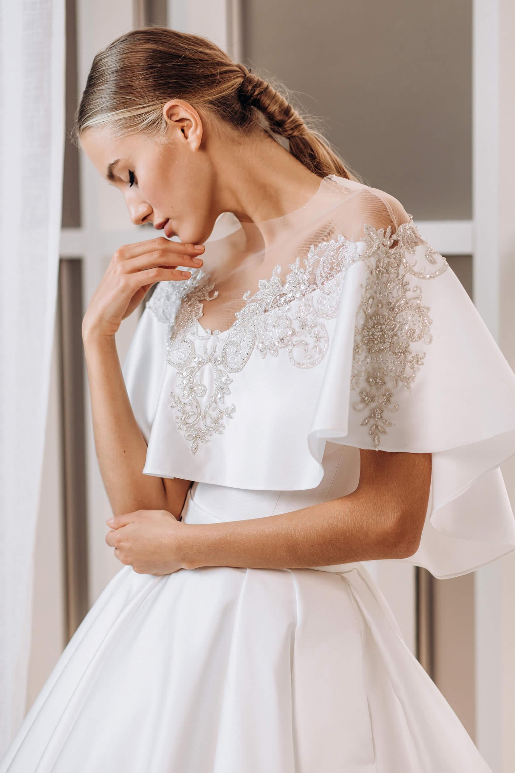 самые пышные свадебные платья | Vero