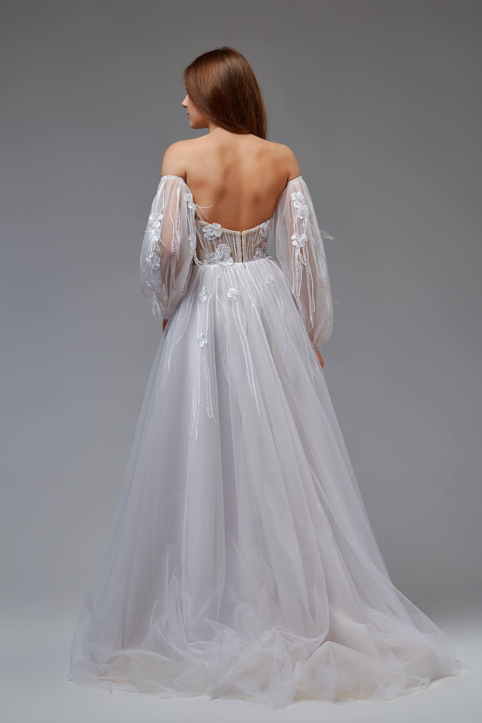 самые стильные свадебные платья(2) | Vero