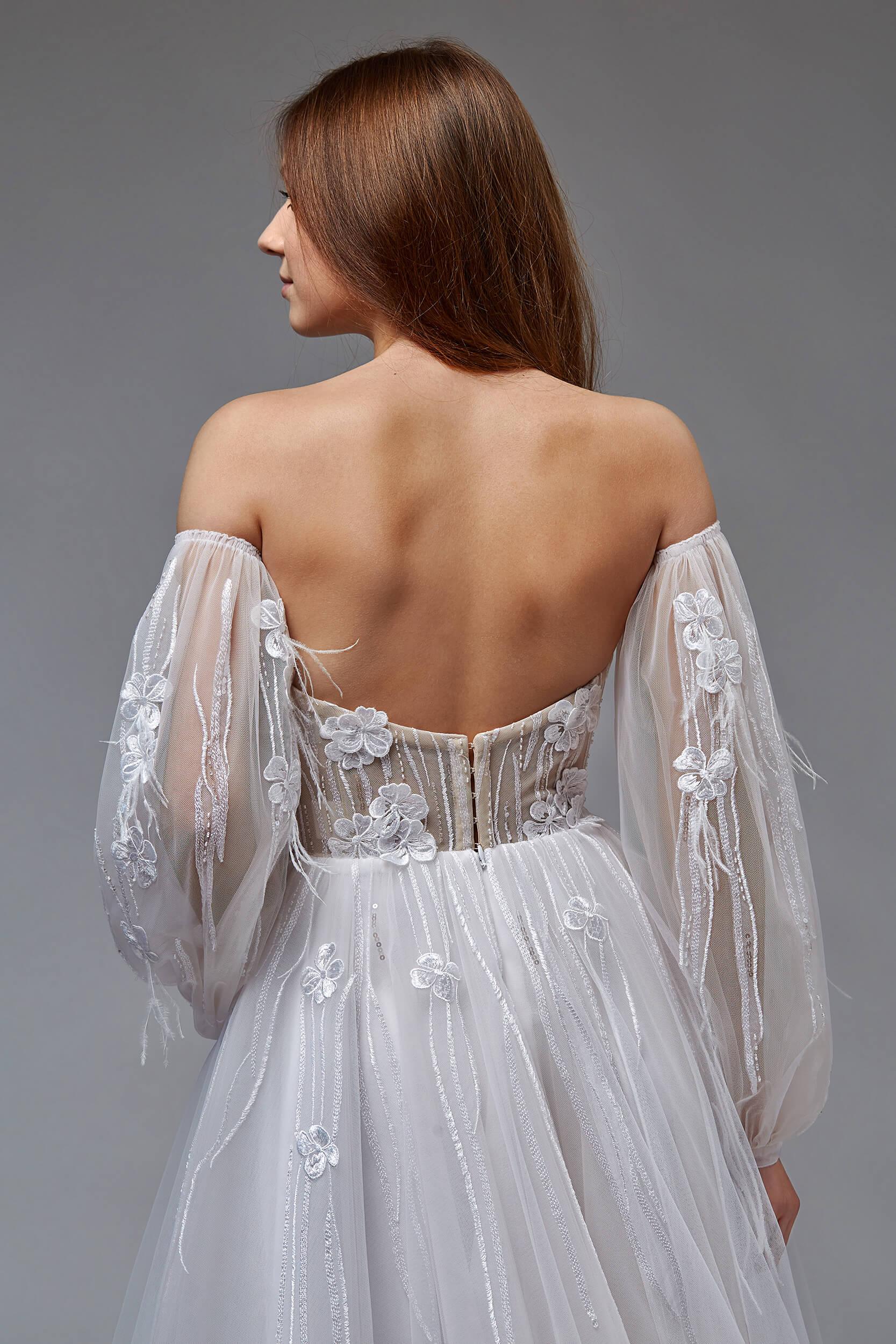 самые стильные свадебные платья(3) | Vero