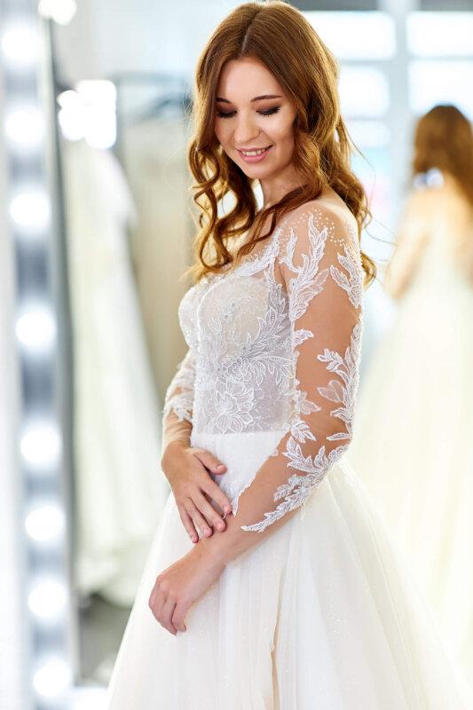 свадебное платье без колец(3)   Vero