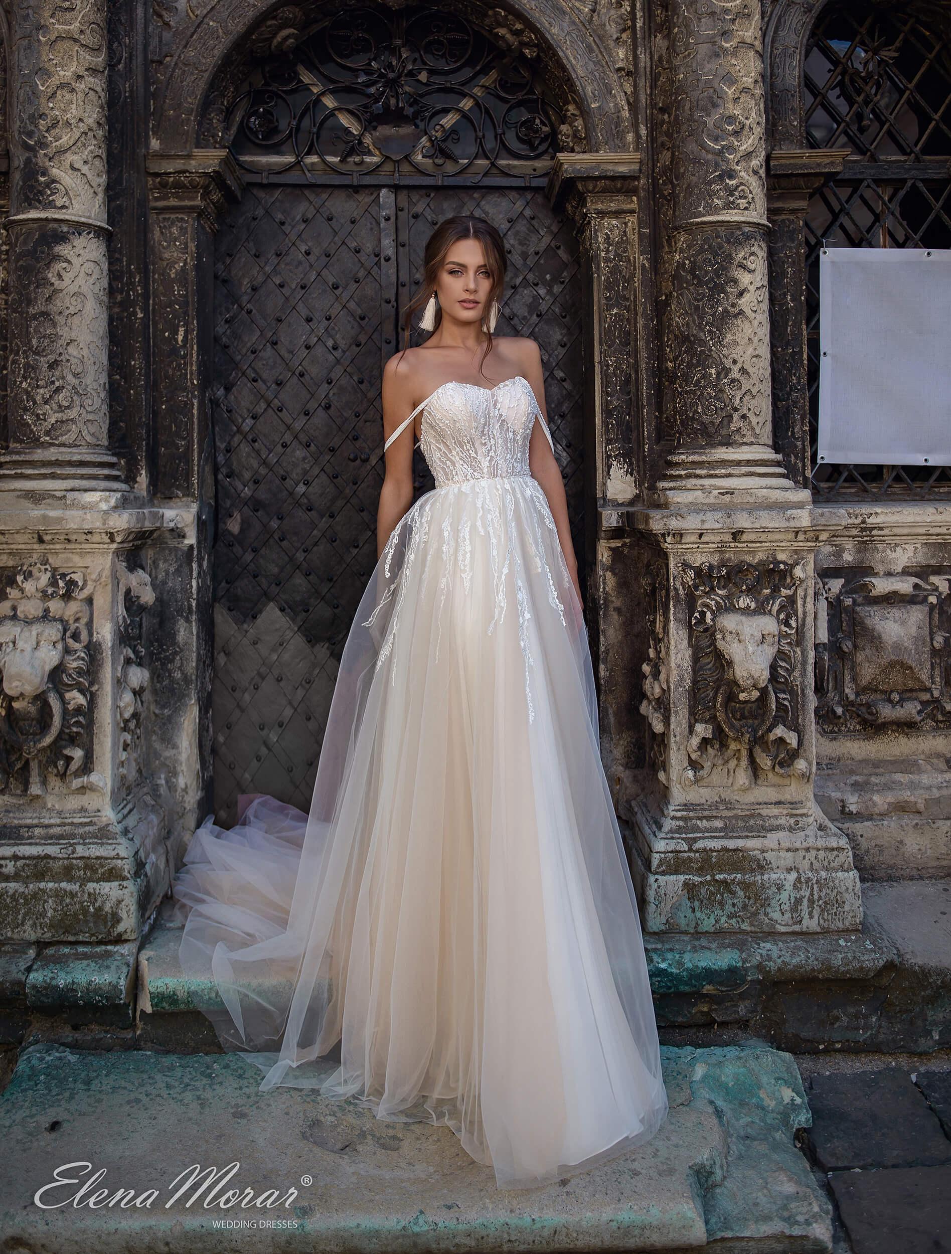 свадебное платье для пляжа (1) | Vero