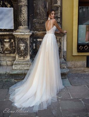 свадебное платье для пляжа (3) | Vero