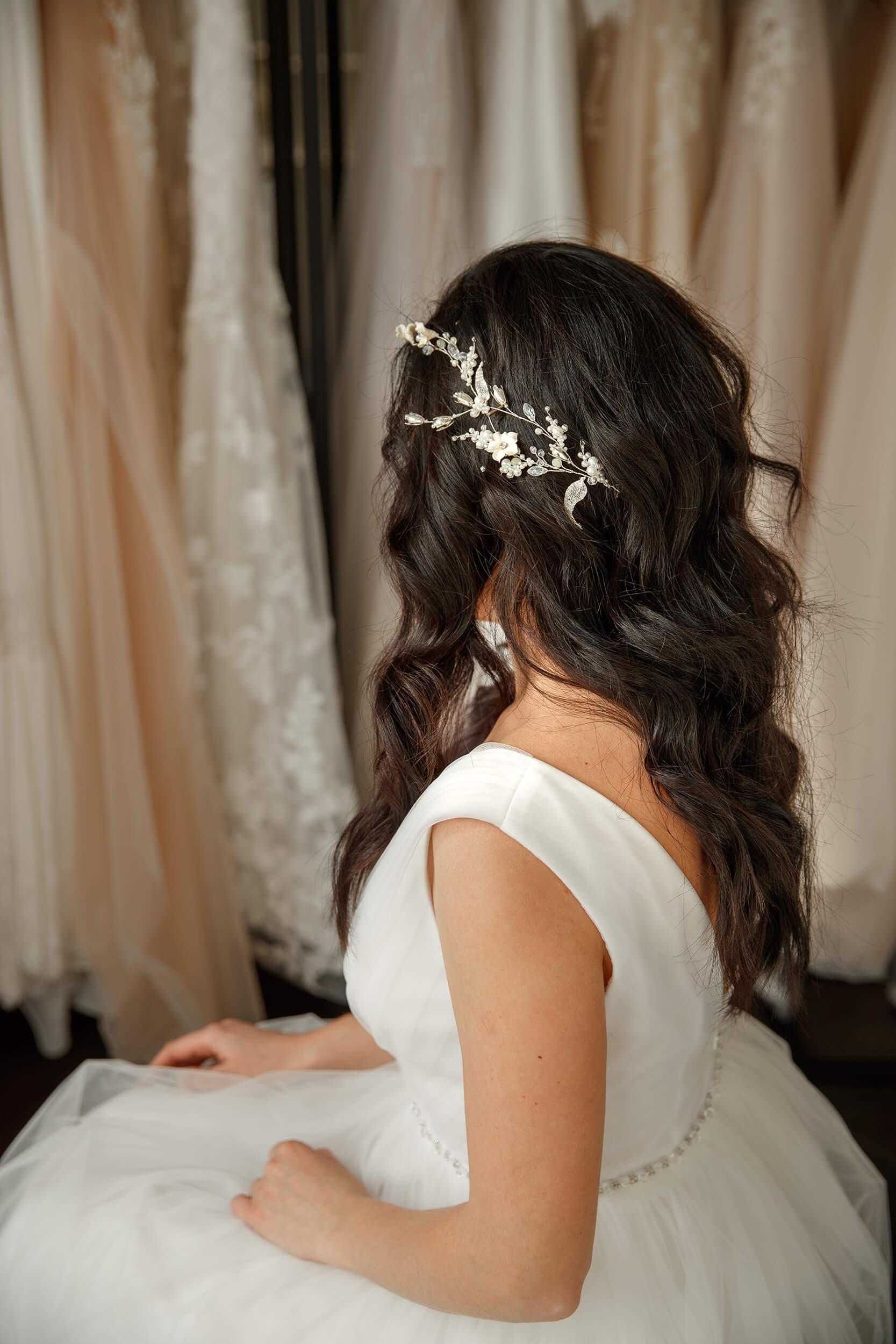 свадебные аксессуары для волос(3)   Vero