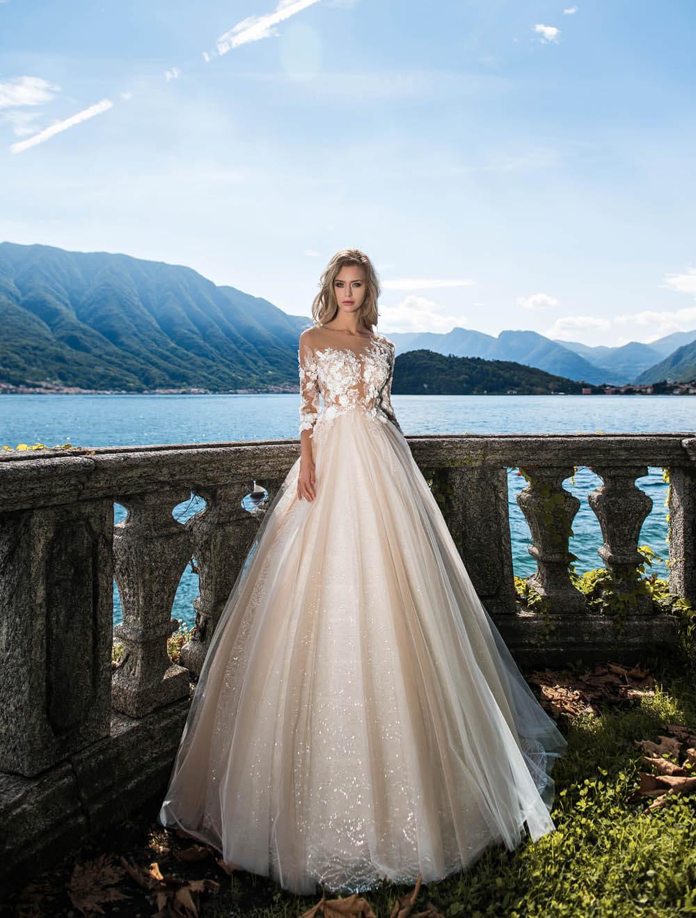 свадебные платья для принцесс (1) | Vero