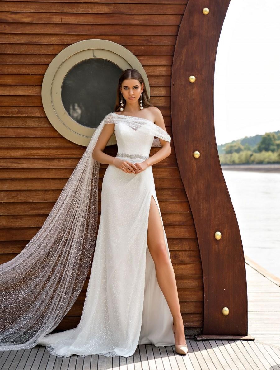 свадебные платья с камнями | Vero
