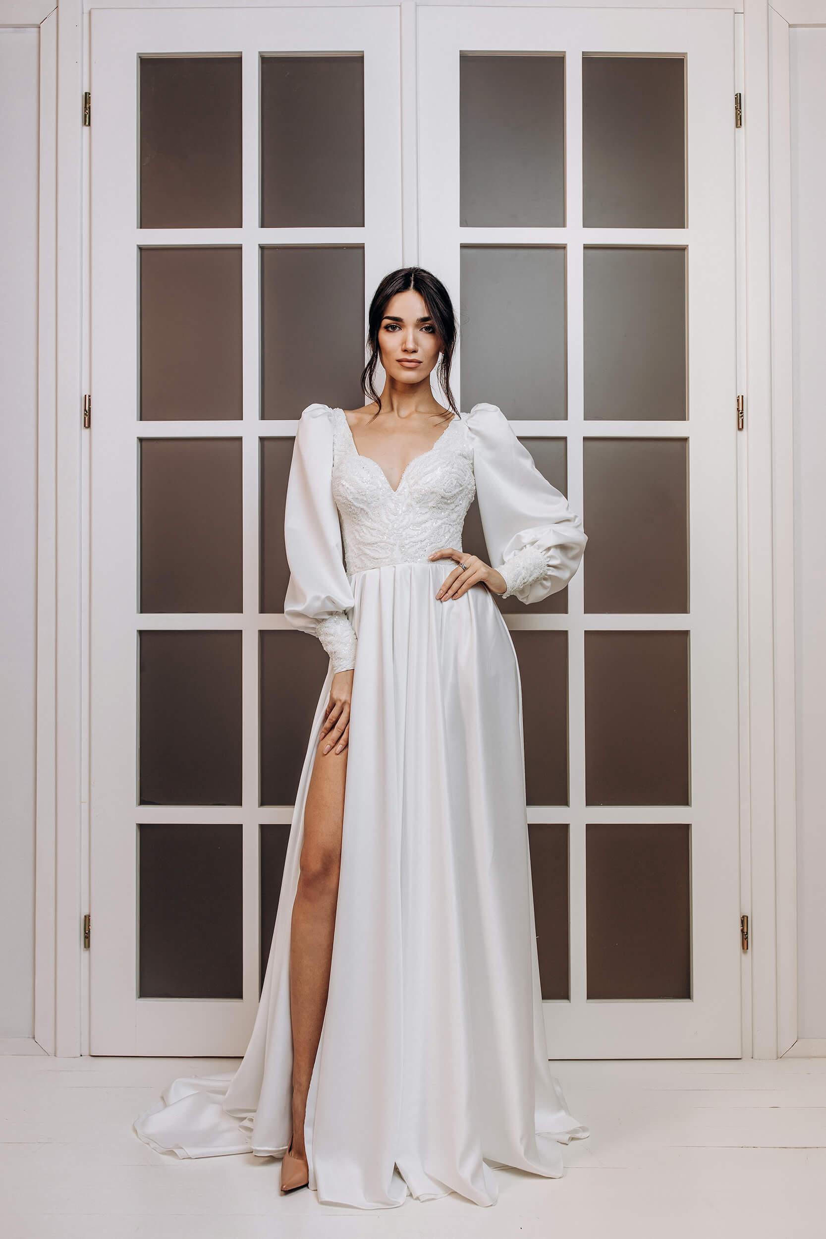 свадебные платья с открытой спиной | Vero