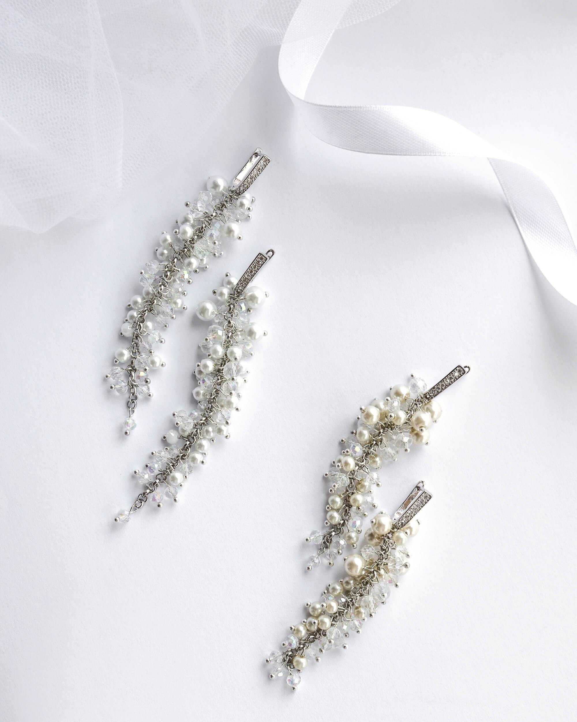 серьги для невесты | Vero