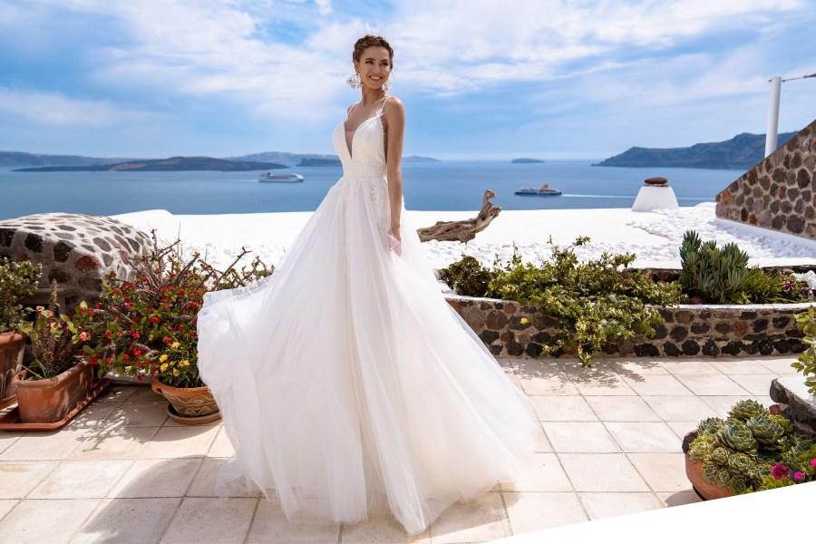 современное свадебное платье | Vero