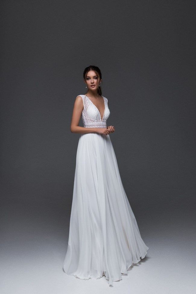 современные свадебные платья   Vero