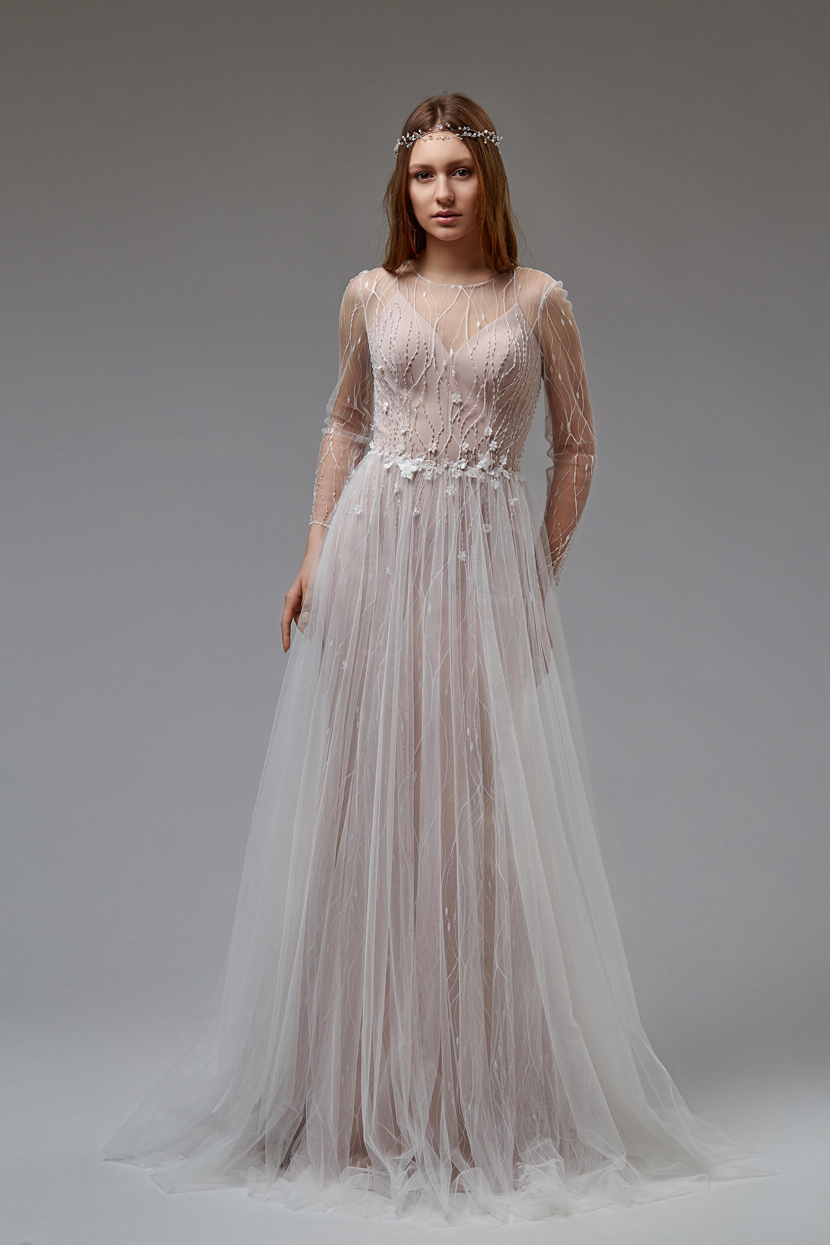 современные свадебные платья(1) | Vero
