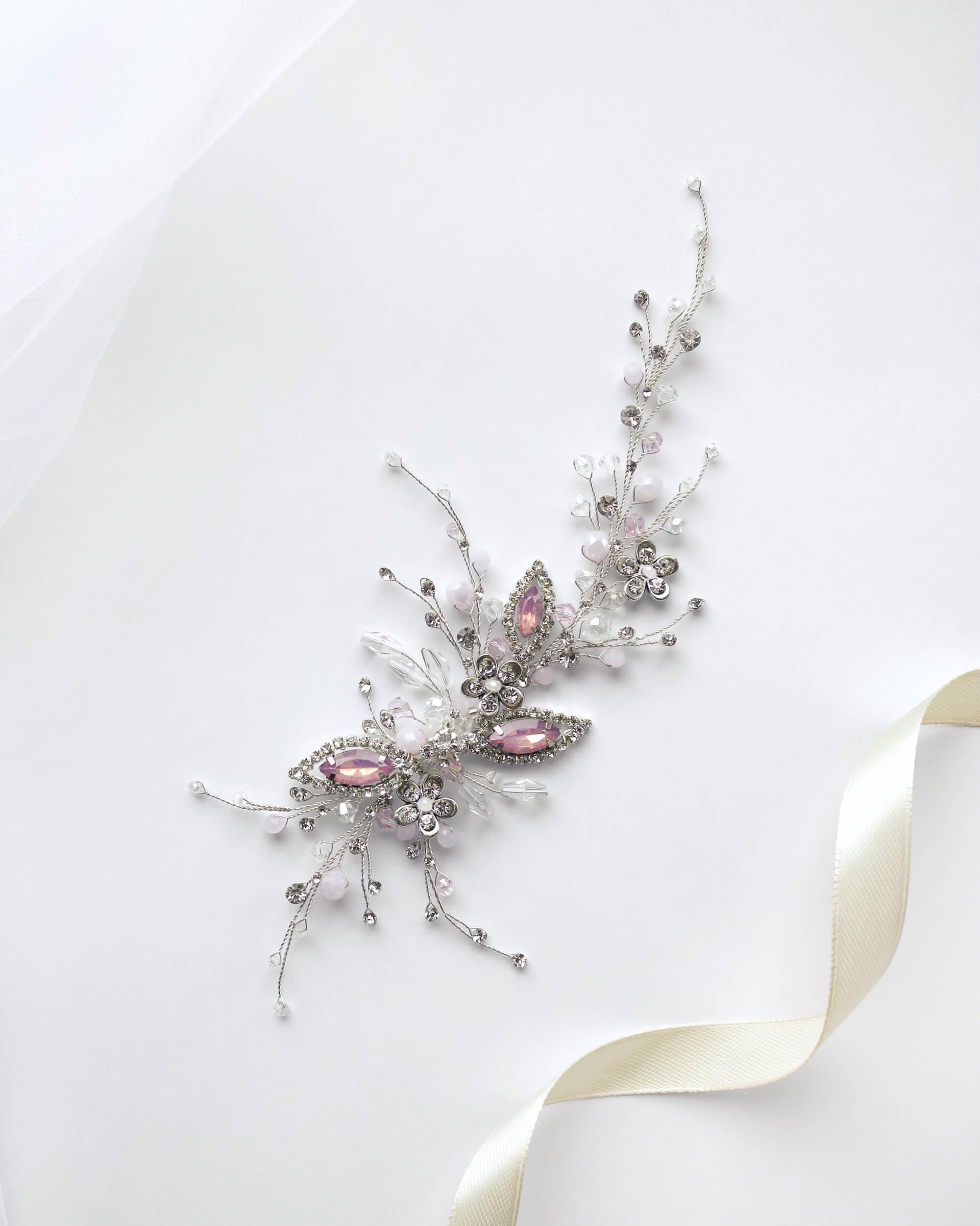 украшение в прическу на свадьбу(2) | Vero