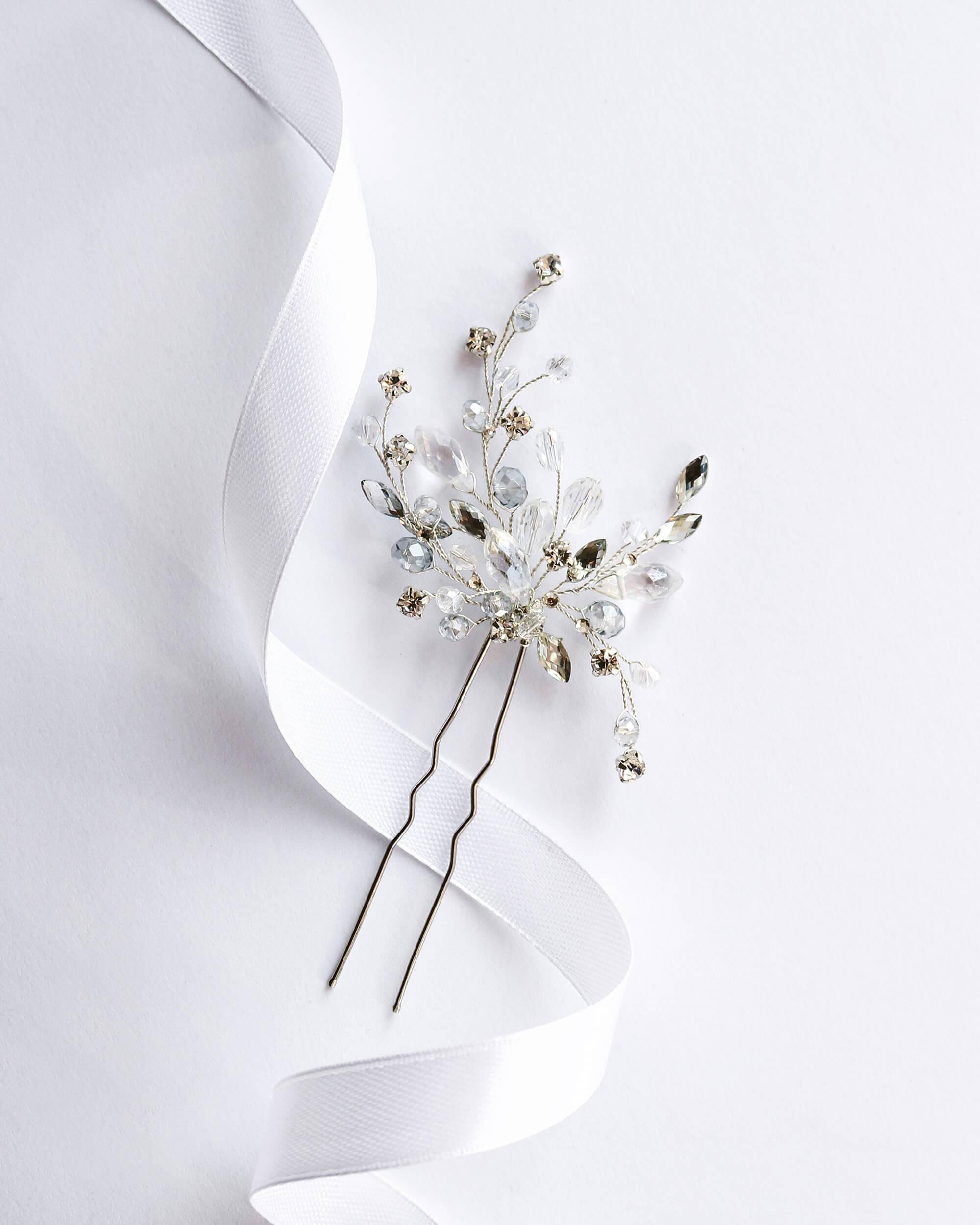 украшение для волос невесты   Vero