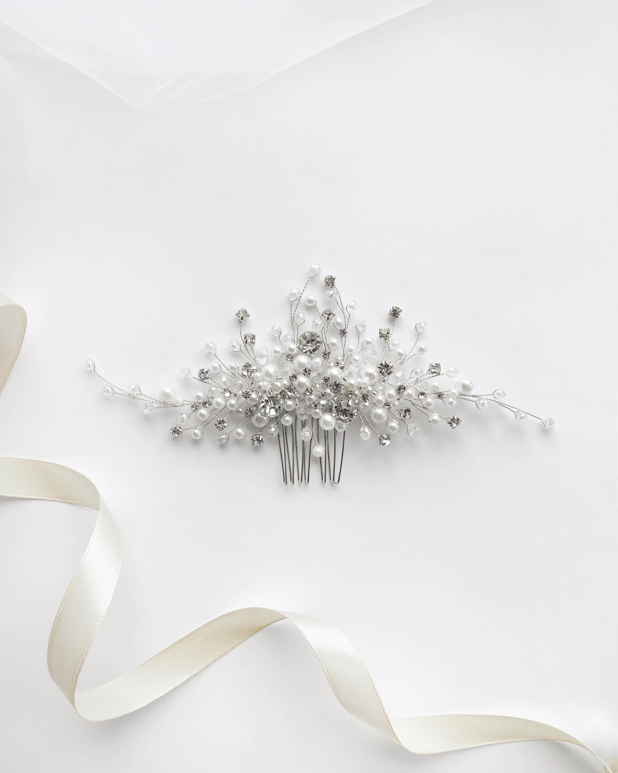 украшения в свадебные прически(2) | Vero