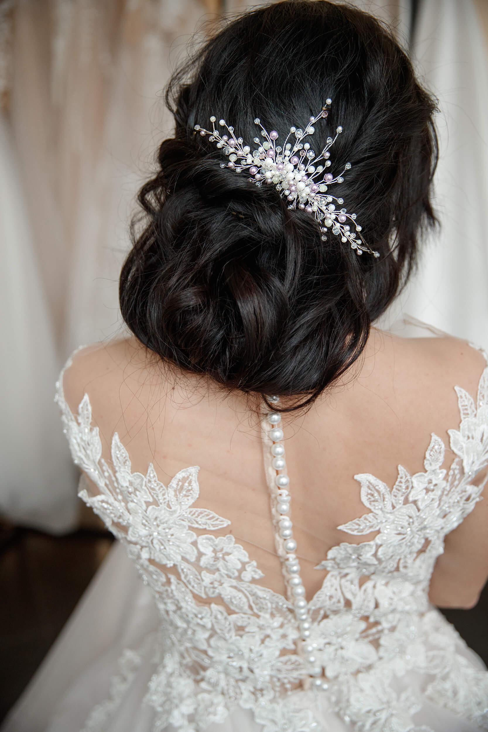 украшения для волос из проволоки | Vero