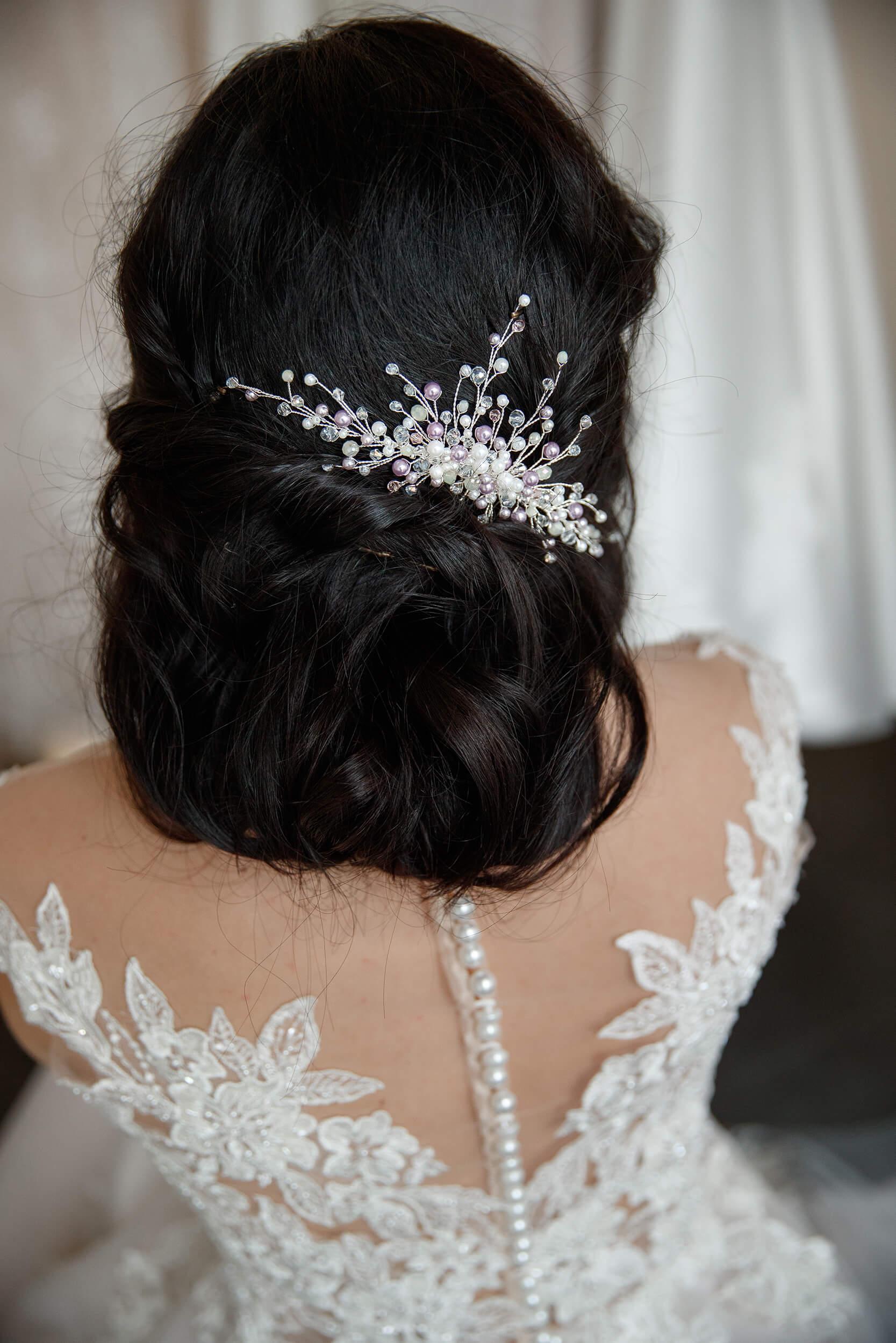 украшения для волос из проволоки(3) | Vero