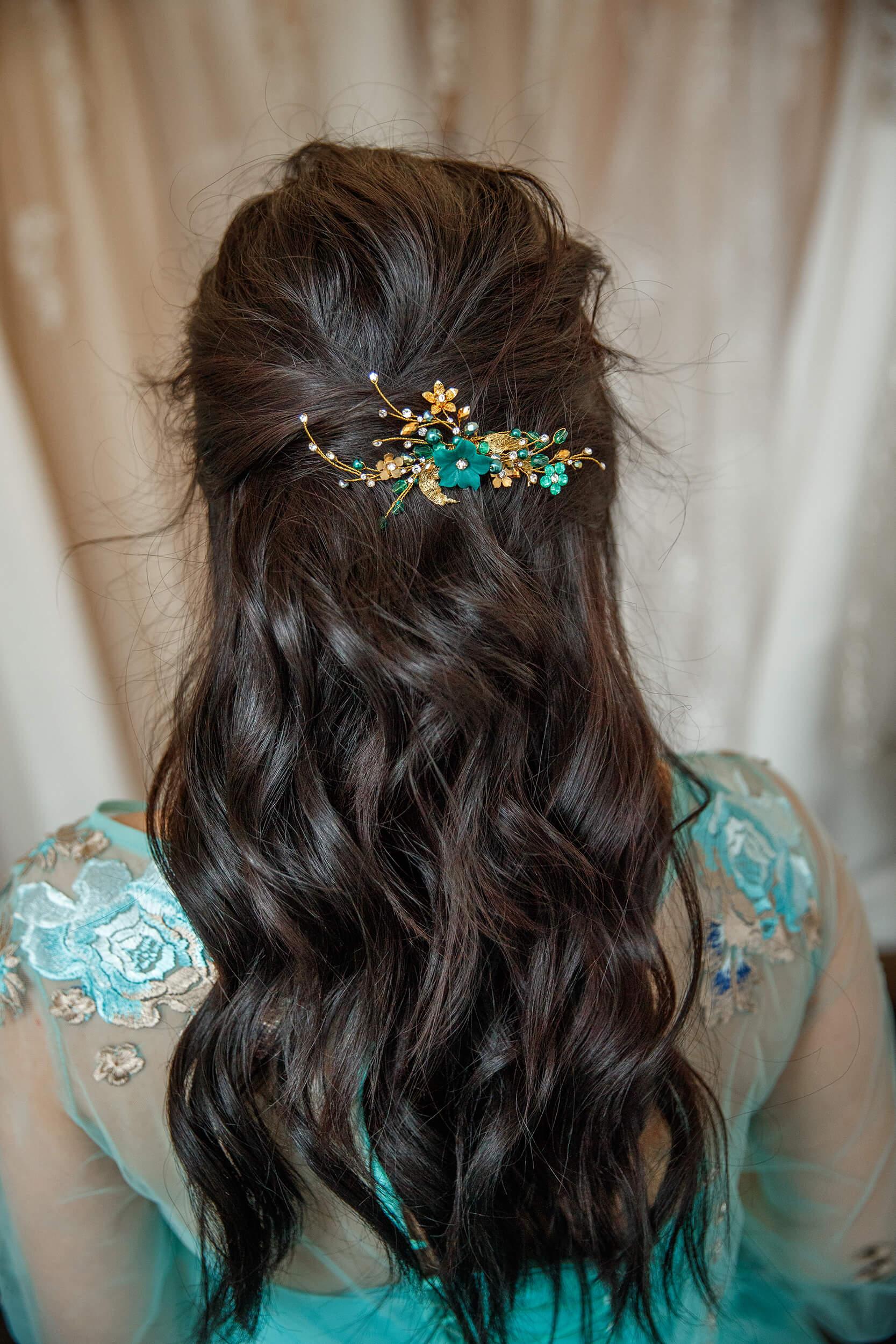 украшения для волос ручной работы | Vero