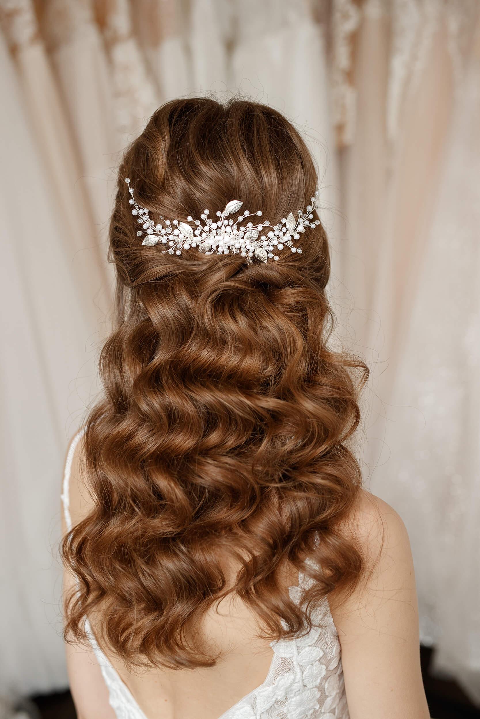 украшения для волос свадебные | Vero