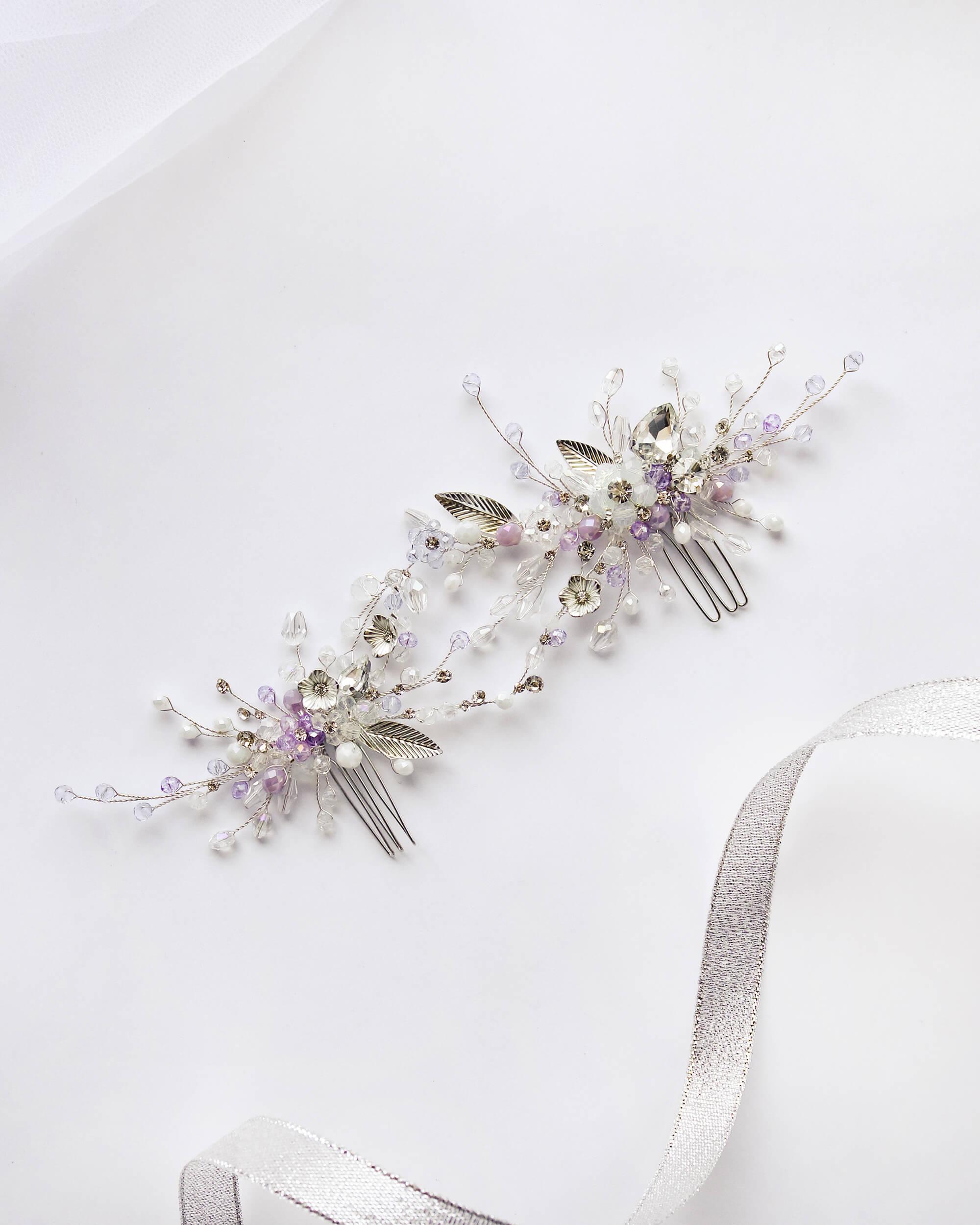украшения для свадебной прически(2) | Vero