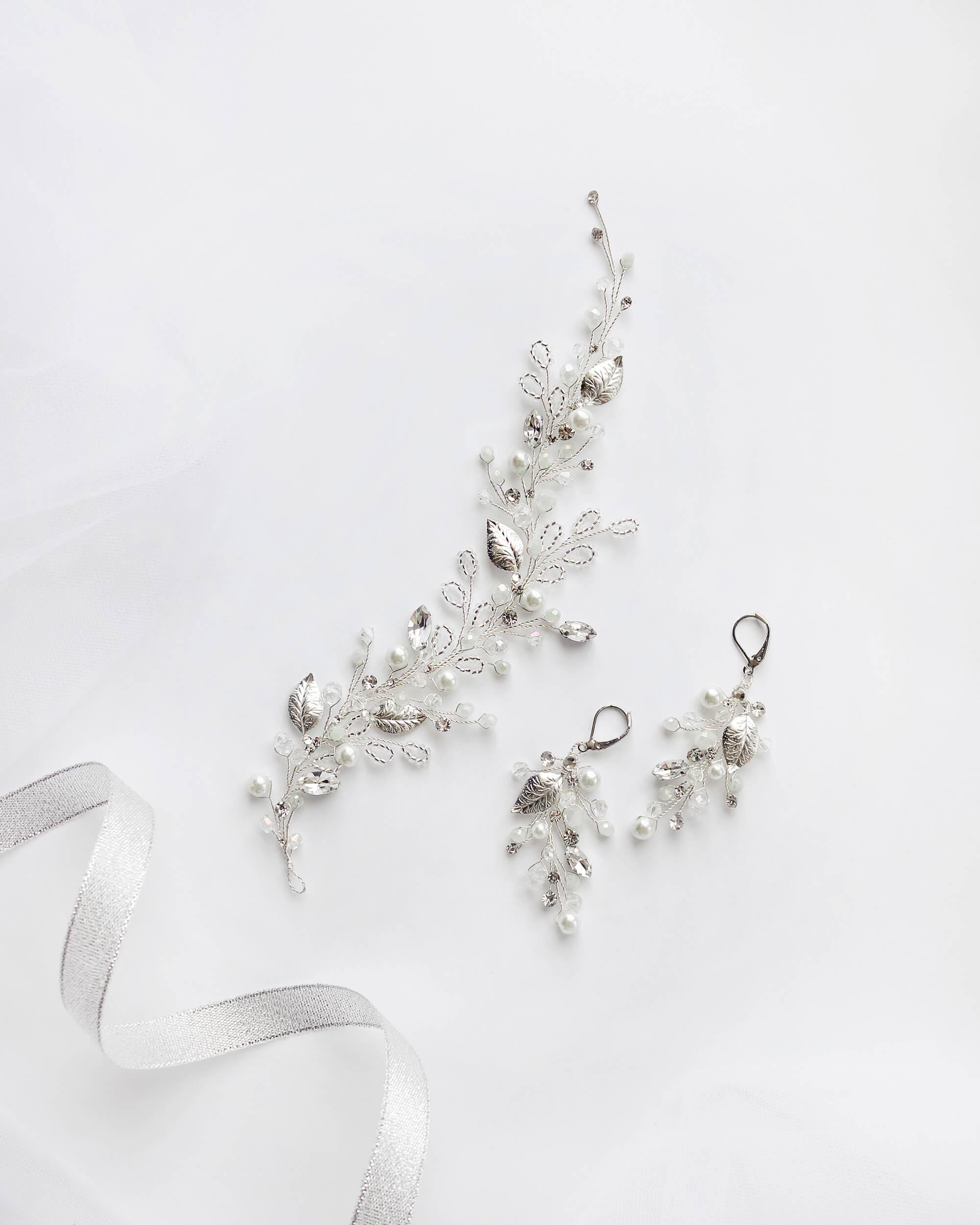 украшения для свадебных причесок(2)   Vero