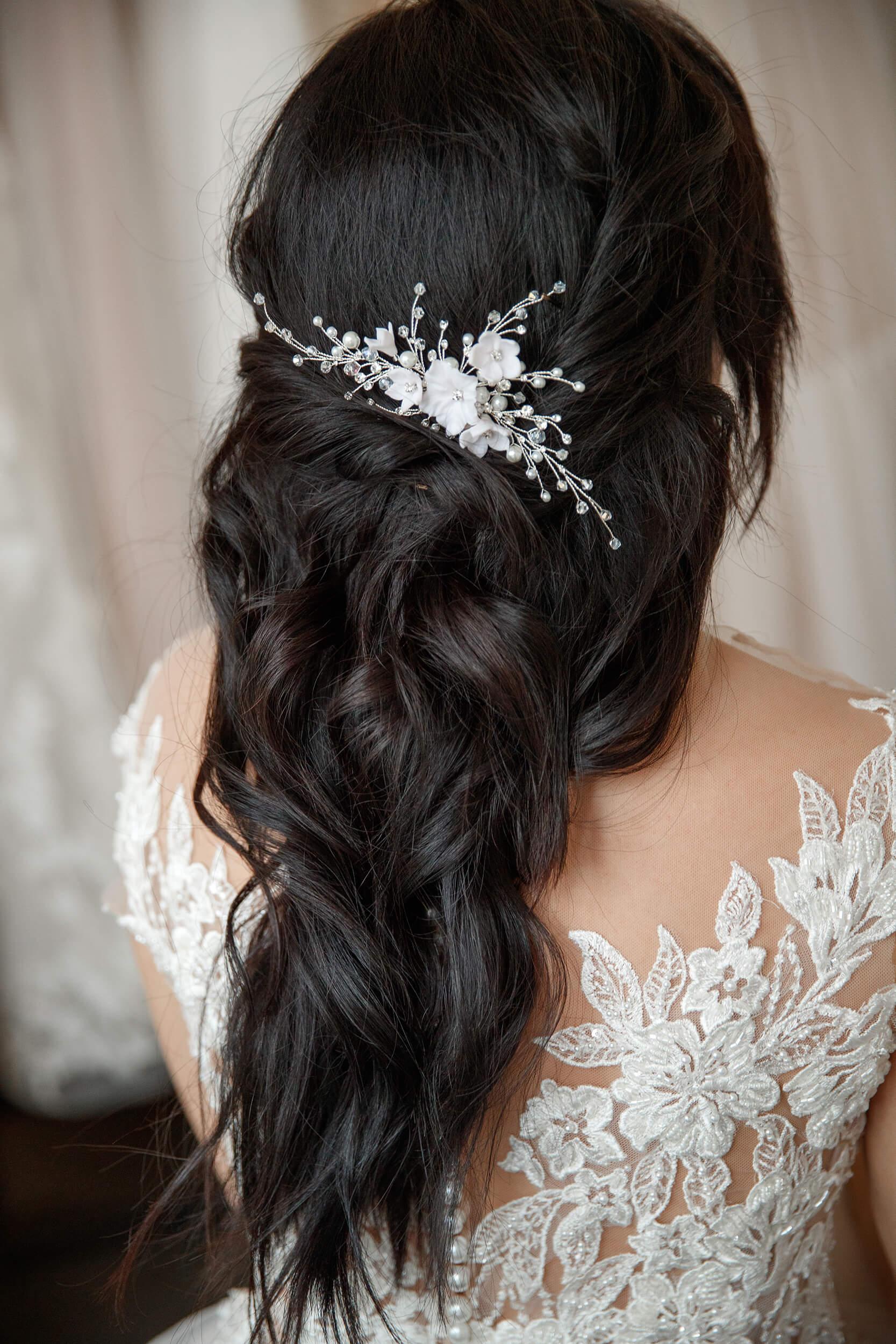 украшения ручной работы для волос | Vero