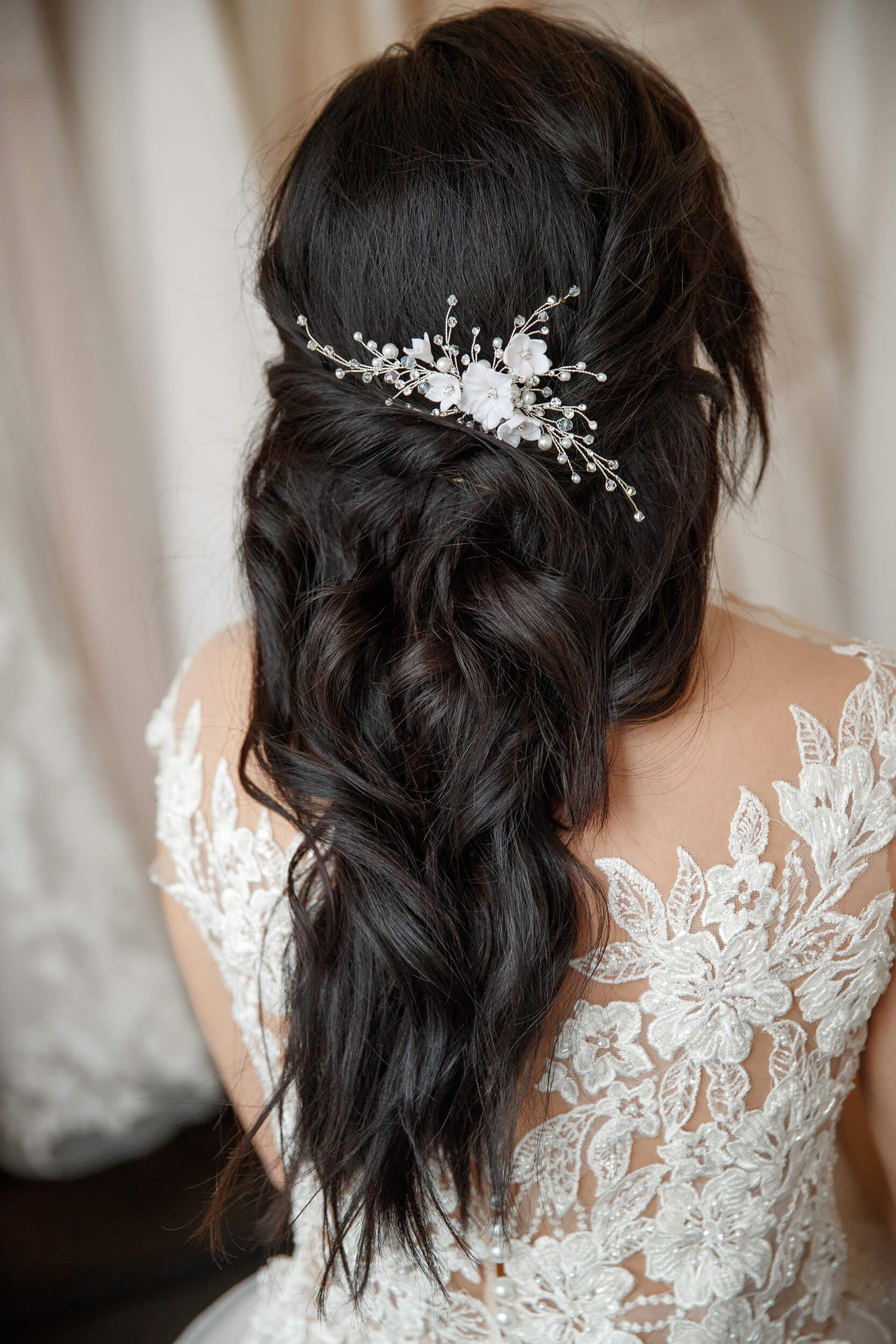 украшения ручной работы для волос(3) | Vero