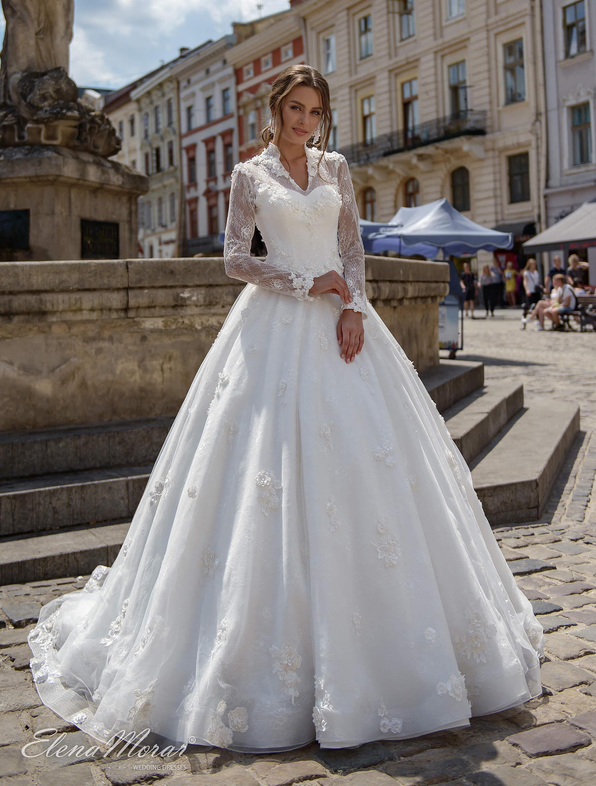 шикарные пышные свадебные платья (1) | Vero